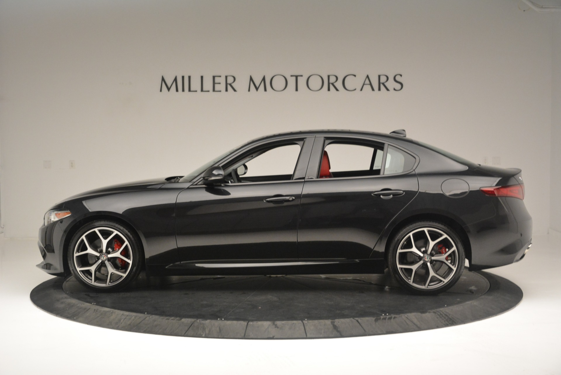 New 2018 Alfa Romeo Giulia Ti Sport Q4 For Sale In Greenwich, CT 2400_p3