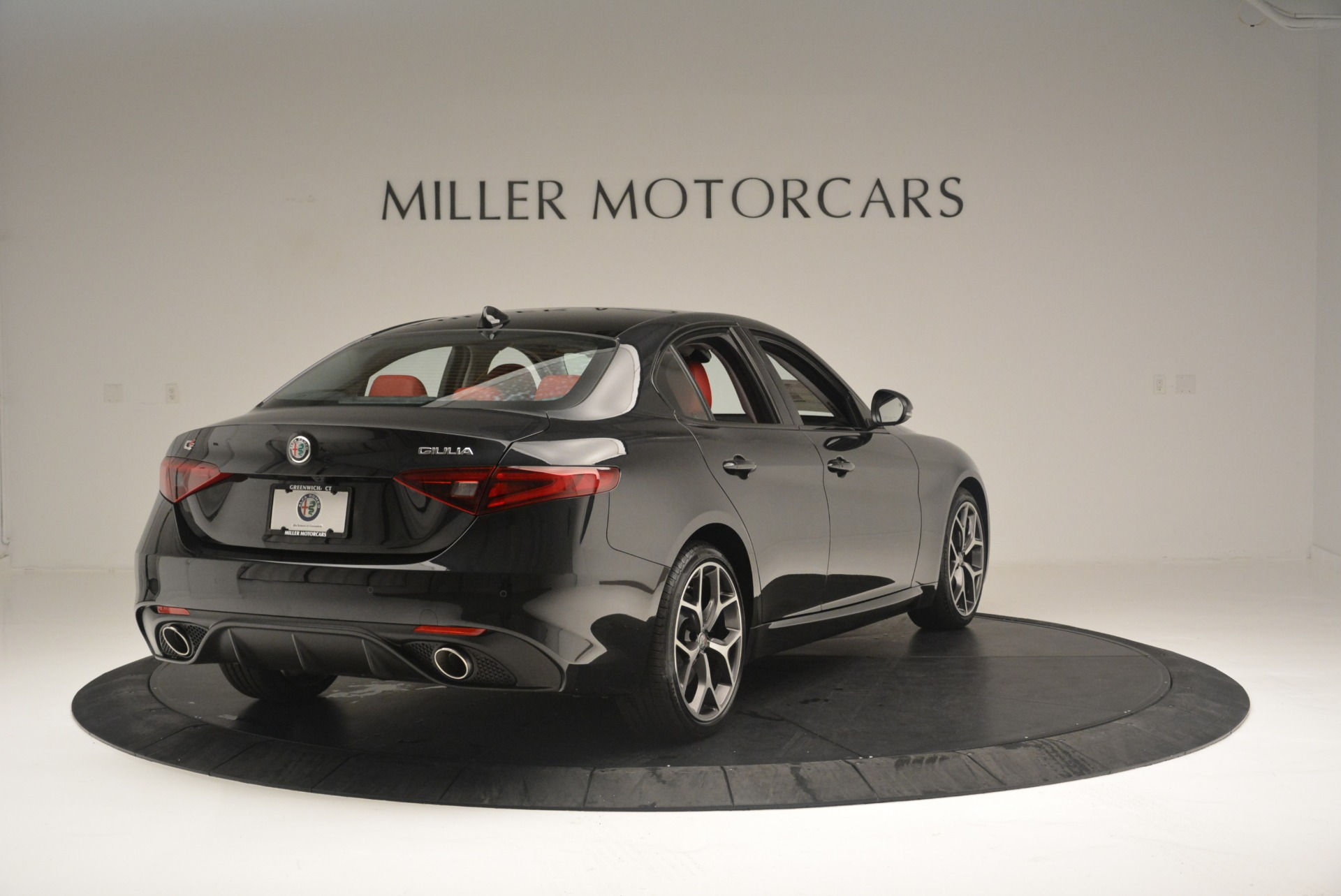 New 2018 Alfa Romeo Giulia Ti Sport Q4 For Sale In Greenwich, CT 2400_p7