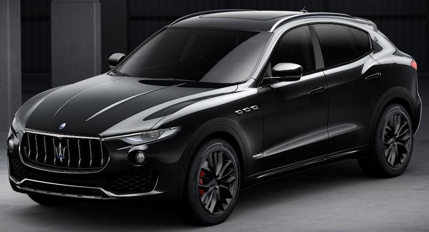 New 2018 Maserati Levante S For Sale In Greenwich, CT 2403_main