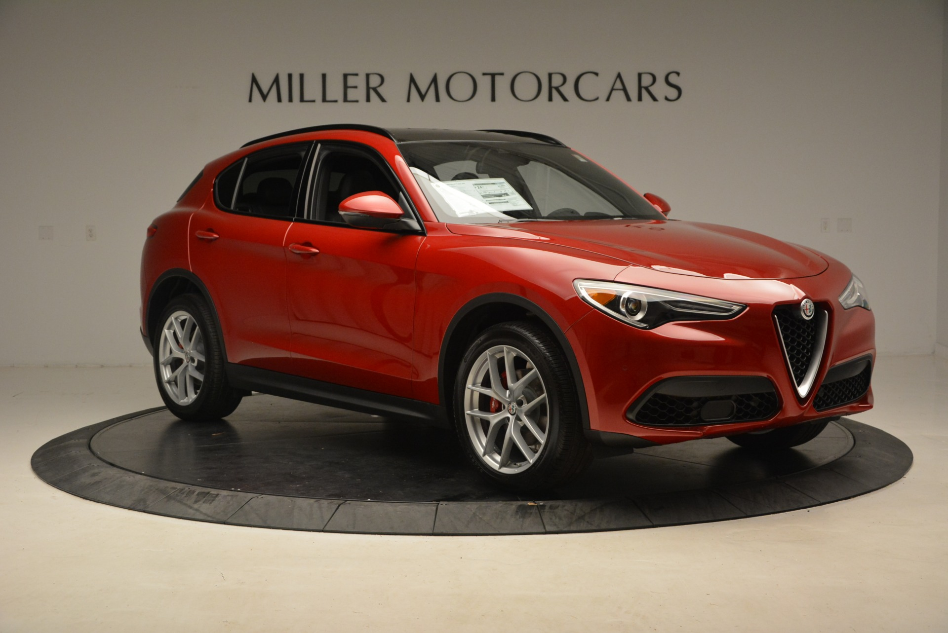 New 2018 Alfa Romeo Stelvio Ti Sport Q4 For Sale In Greenwich, CT 2407_p11