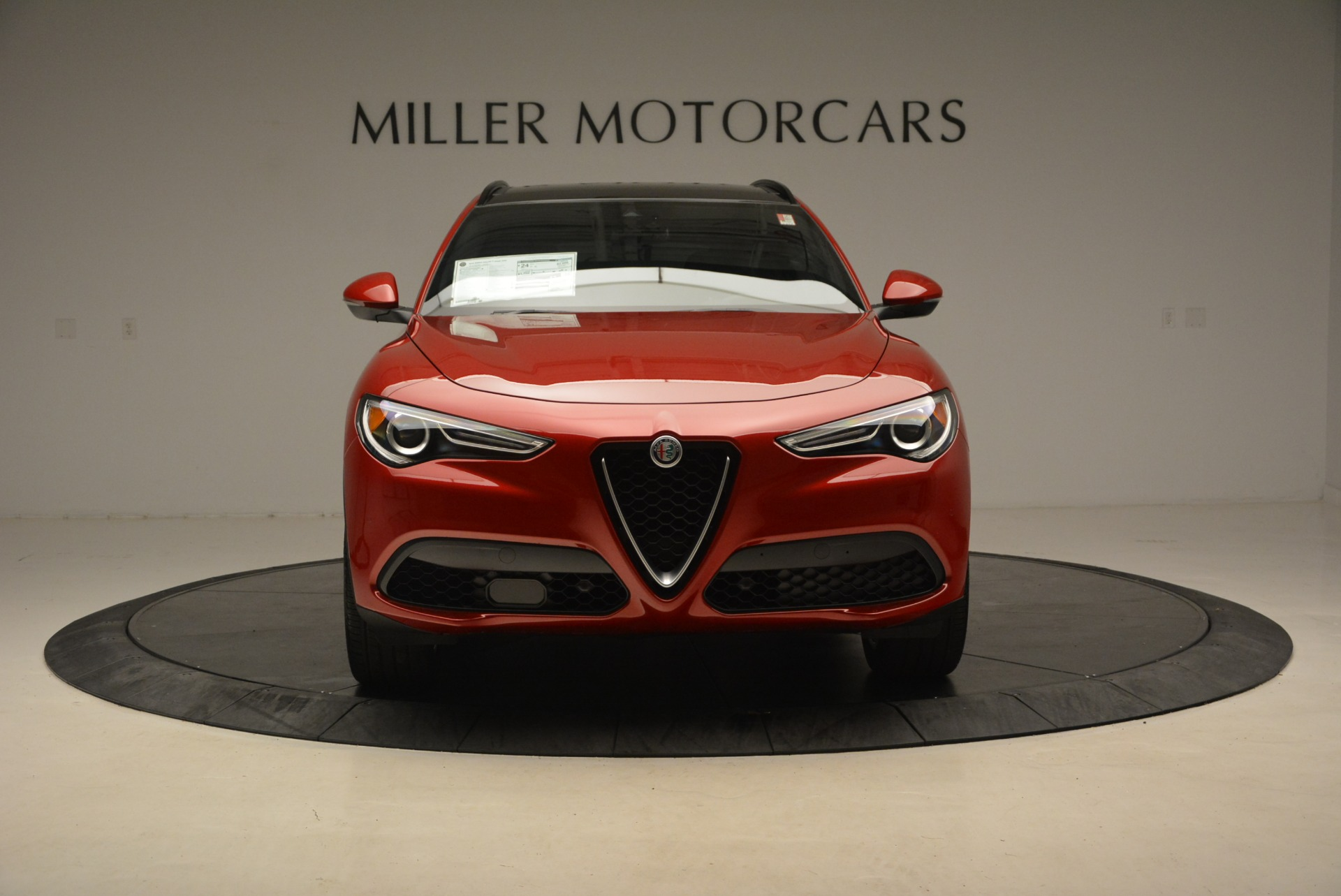 New 2018 Alfa Romeo Stelvio Ti Sport Q4 For Sale In Greenwich, CT 2407_p12