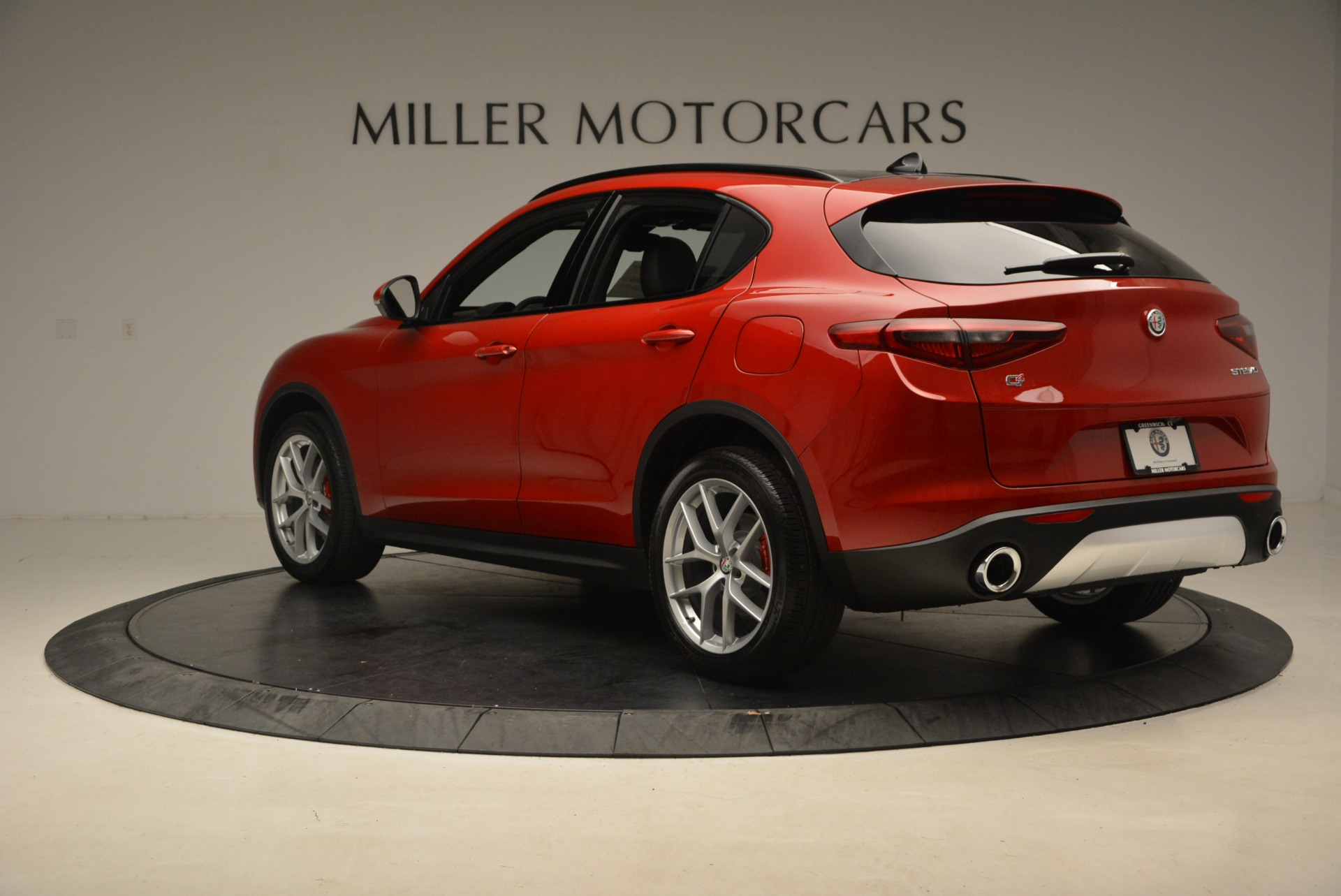 New 2018 Alfa Romeo Stelvio Ti Sport Q4 For Sale In Greenwich, CT 2407_p5