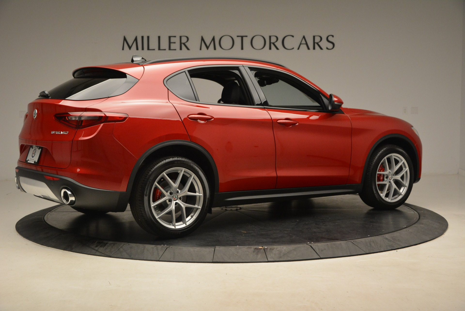 New 2018 Alfa Romeo Stelvio Ti Sport Q4 For Sale In Greenwich, CT 2407_p8
