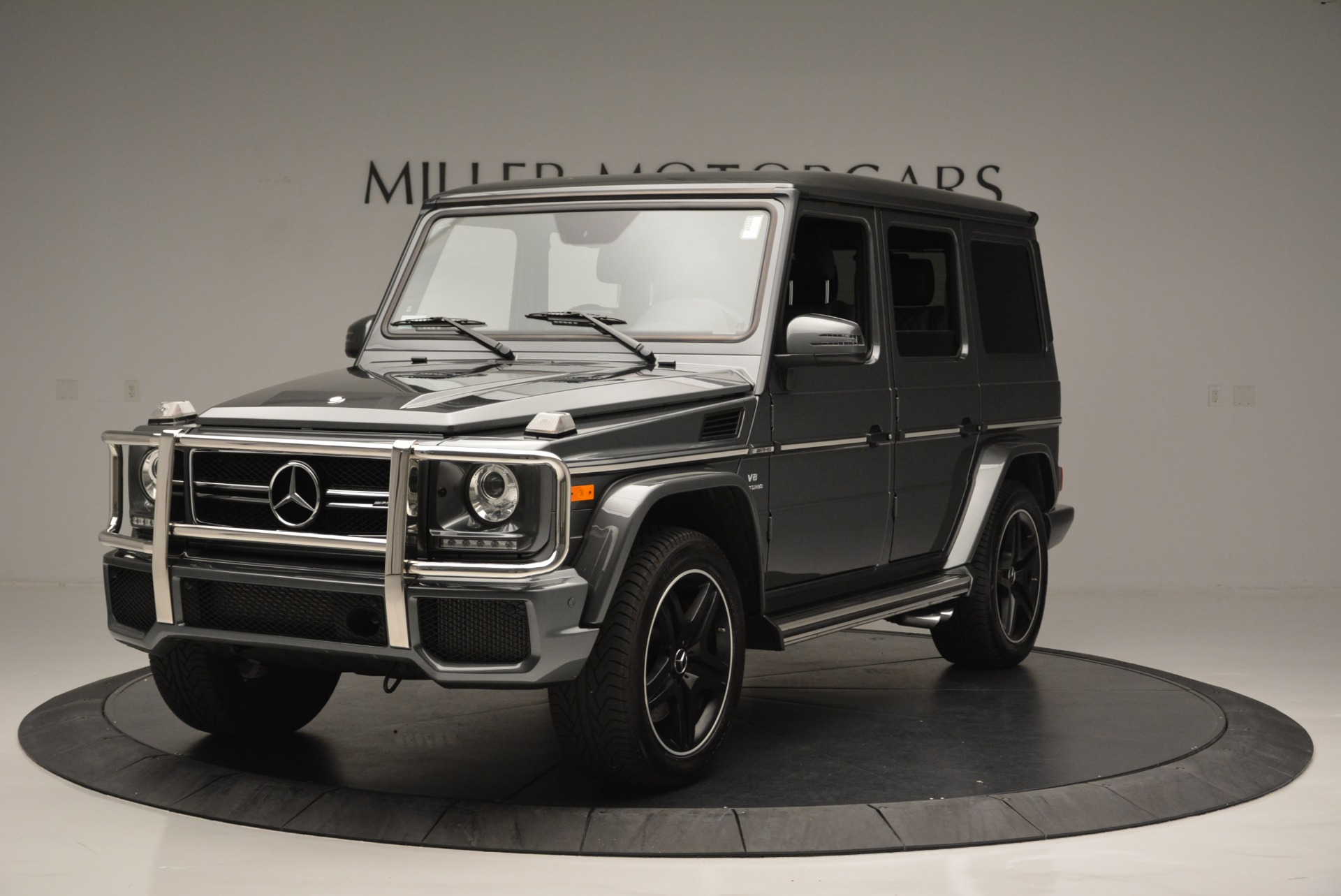 Used 2017 Mercedes-Benz G-Class AMG G 63 For Sale In Greenwich, CT 2409_main
