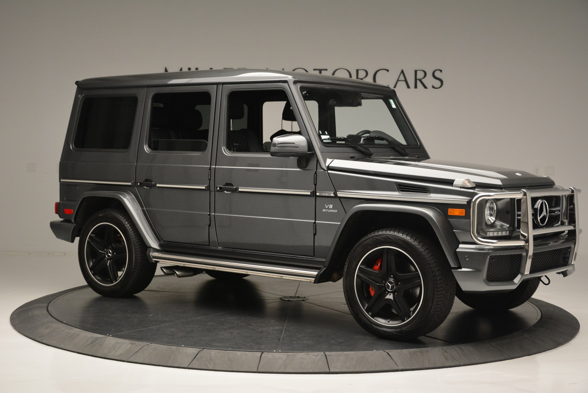 Used 2017 Mercedes-Benz G-Class AMG G 63 For Sale In Greenwich, CT 2409_p10