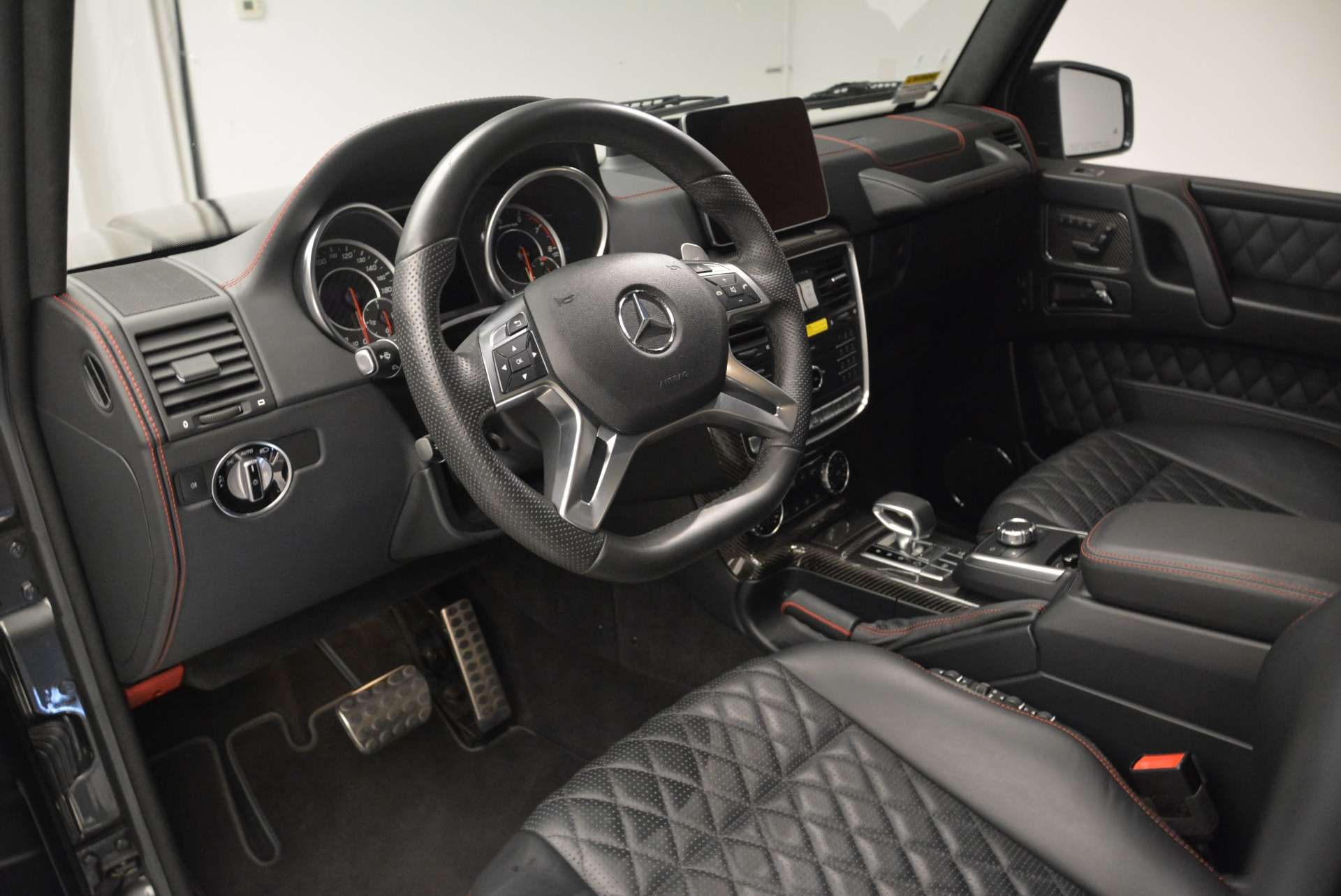 Used 2017 Mercedes-Benz G-Class AMG G 63 For Sale In Greenwich, CT 2409_p13