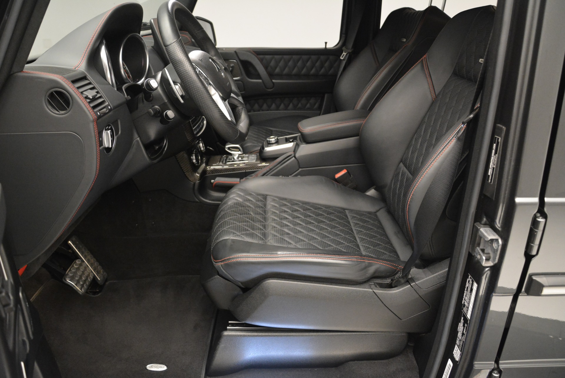 Used 2017 Mercedes-Benz G-Class AMG G 63 For Sale In Greenwich, CT 2409_p14
