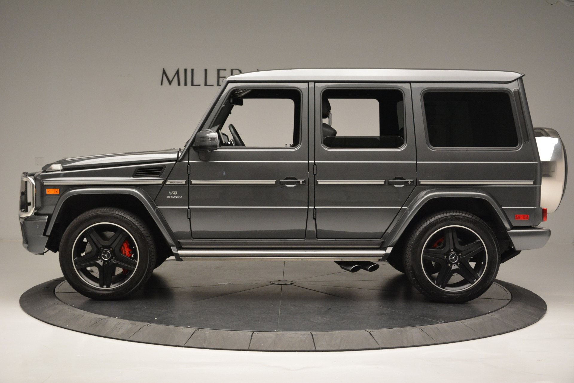 Used 2017 Mercedes-Benz G-Class AMG G 63 For Sale In Greenwich, CT 2409_p3
