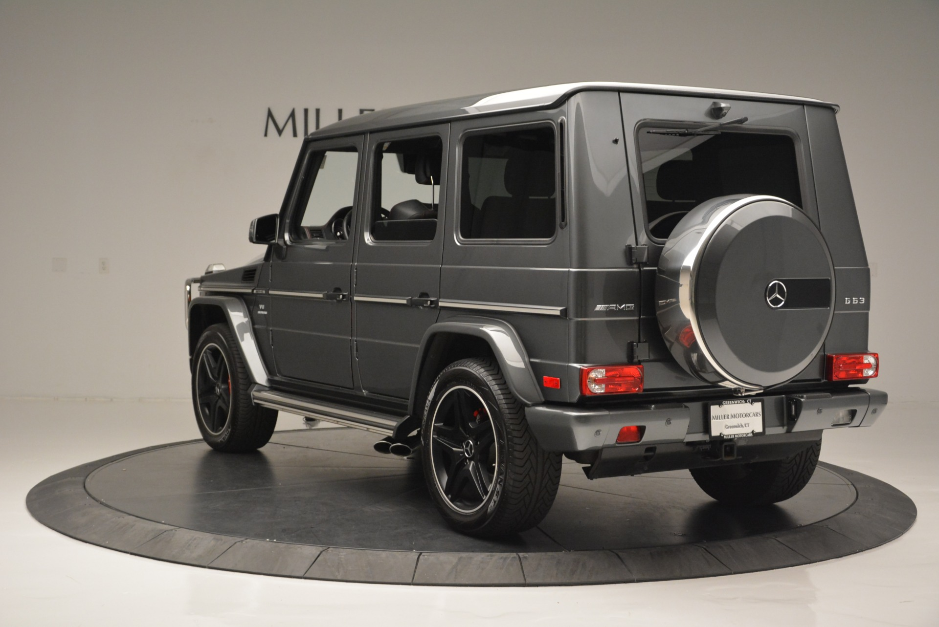 Used 2017 Mercedes-Benz G-Class AMG G 63 For Sale In Greenwich, CT 2409_p5