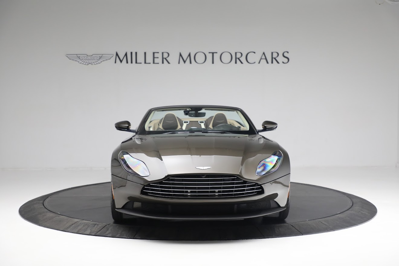 New 2019 Aston Martin DB11 V8 Convertible For Sale In Greenwich, CT 2410_p11