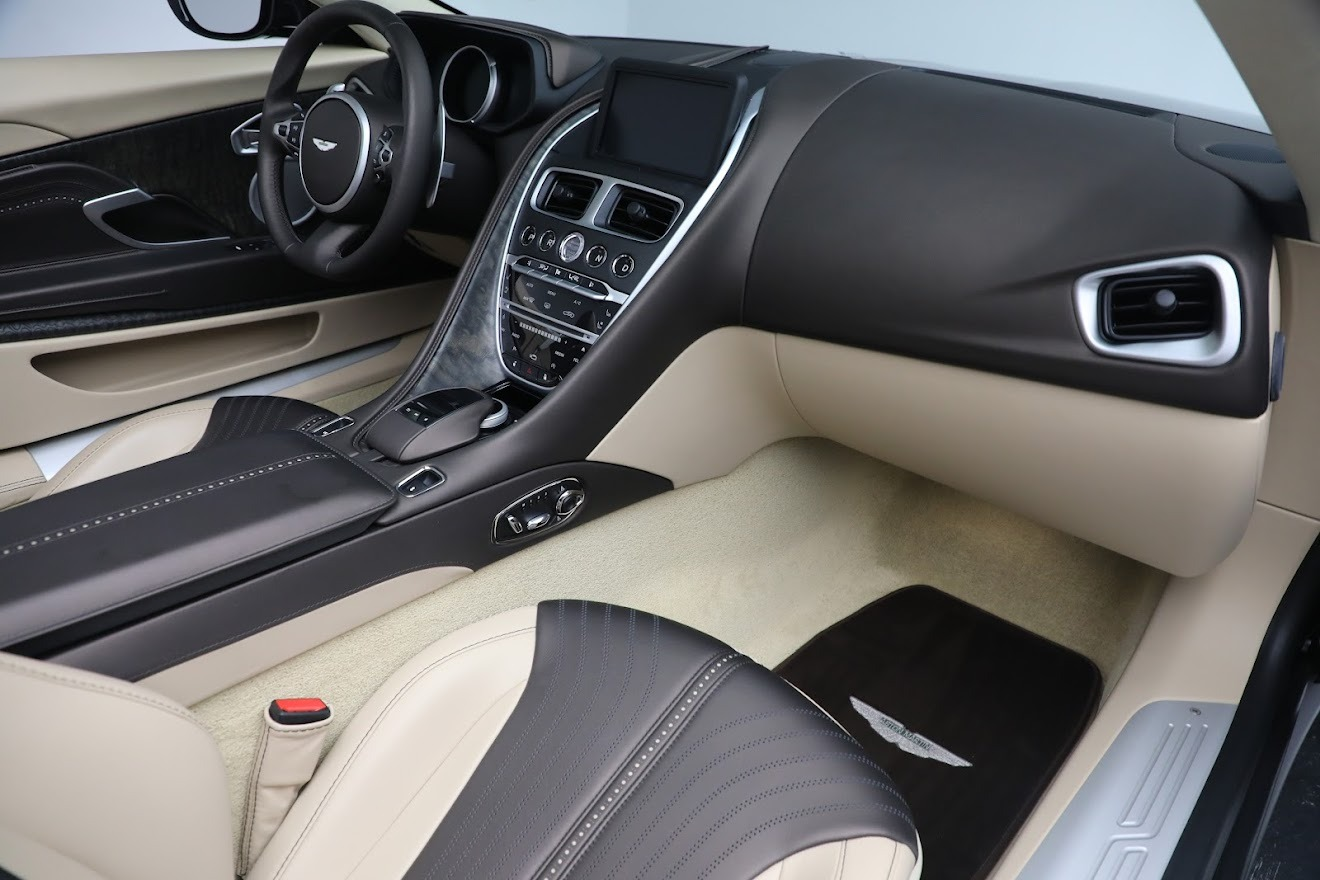 New 2019 Aston Martin DB11 V8 Convertible For Sale In Greenwich, CT 2410_p24