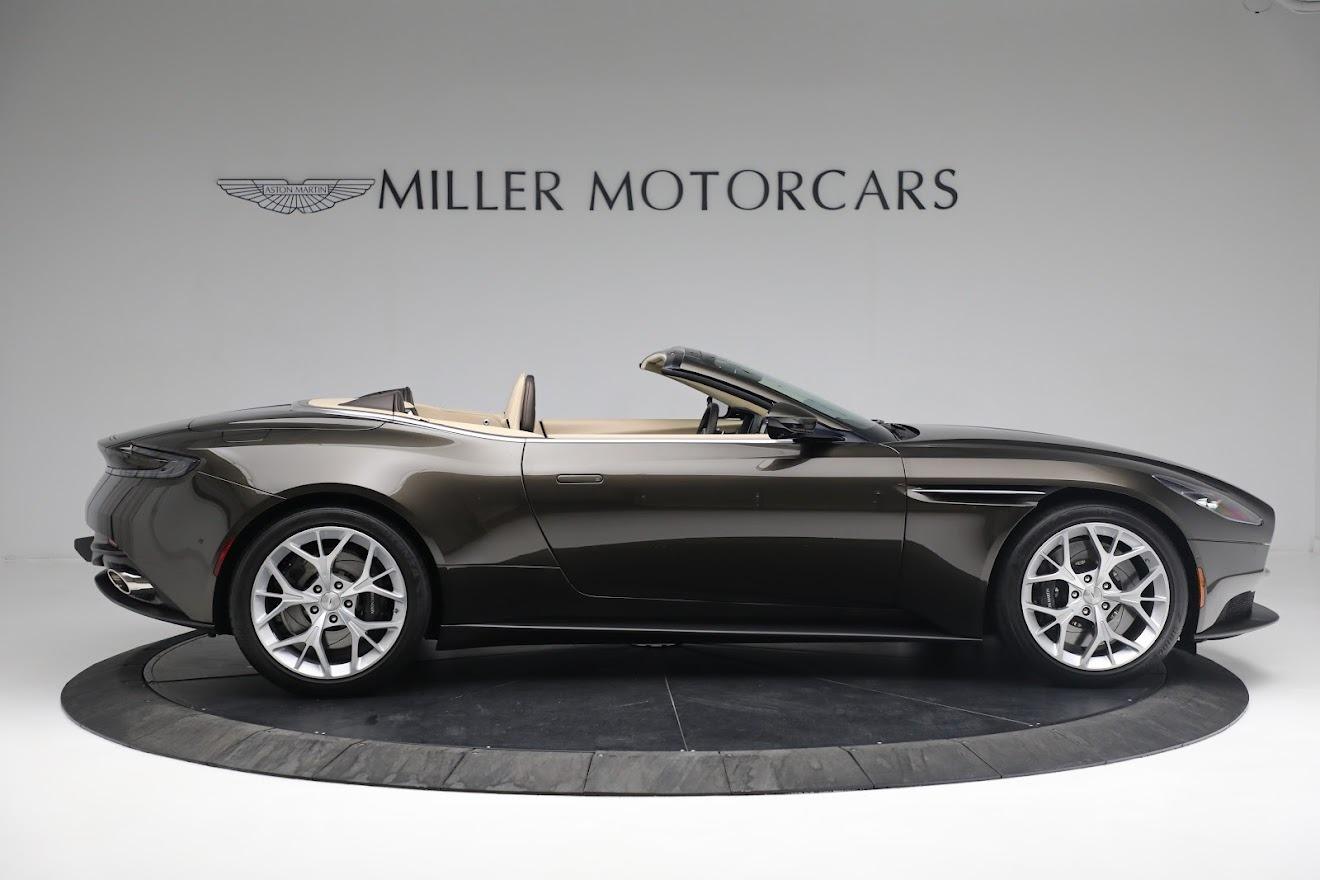 New 2019 Aston Martin DB11 V8 Convertible For Sale In Greenwich, CT 2410_p8