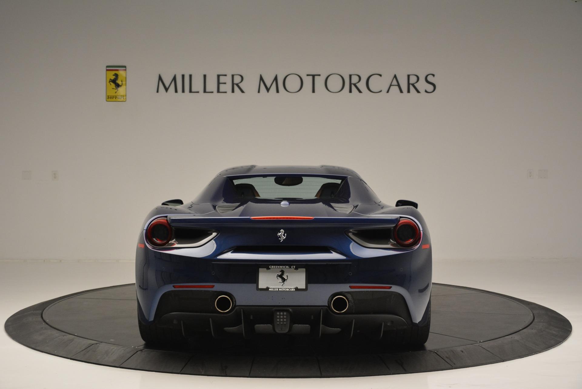 Used 2016 Ferrari 488 Spider  For Sale In Greenwich, CT 2411_p18