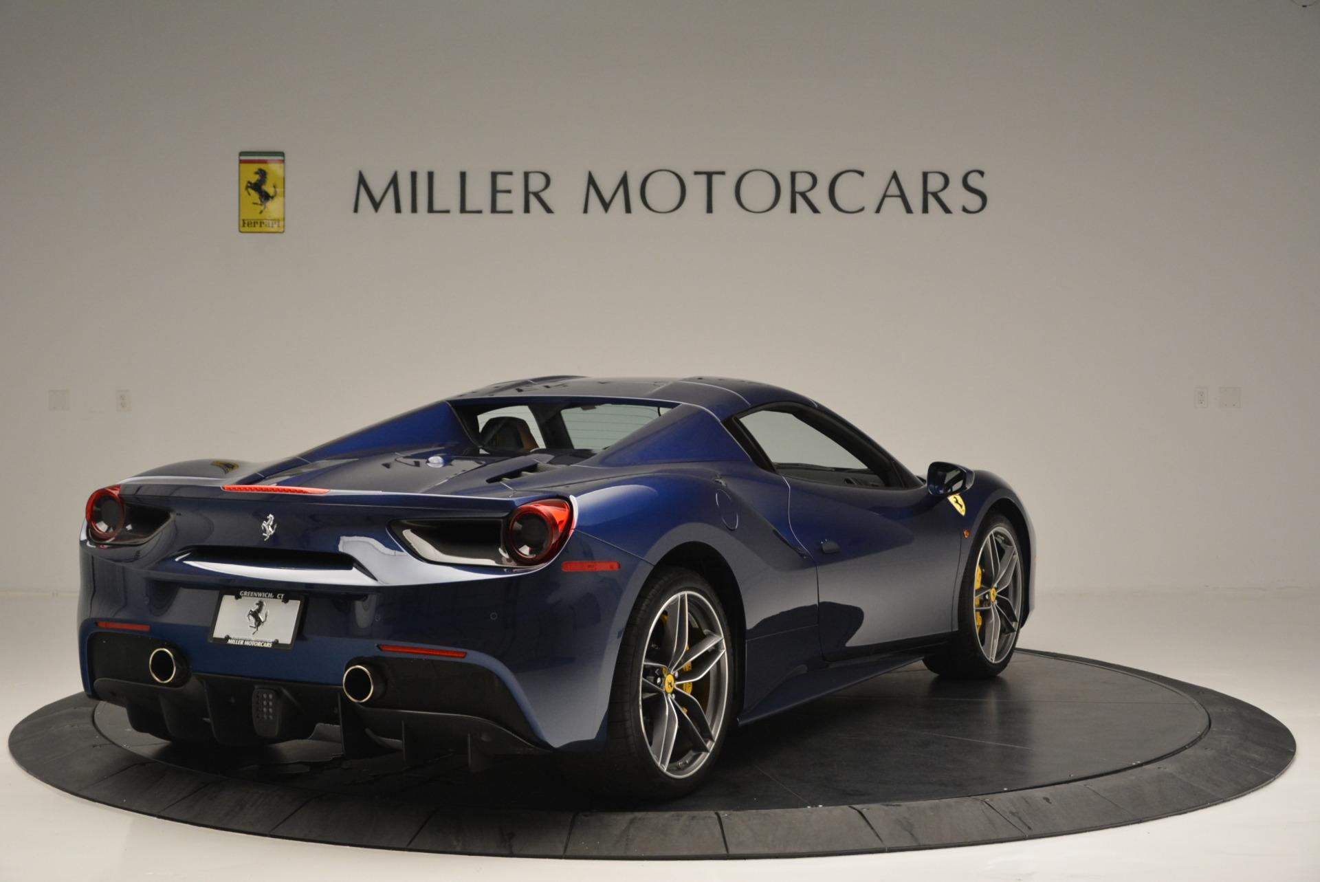 Used 2016 Ferrari 488 Spider  For Sale In Greenwich, CT 2411_p19