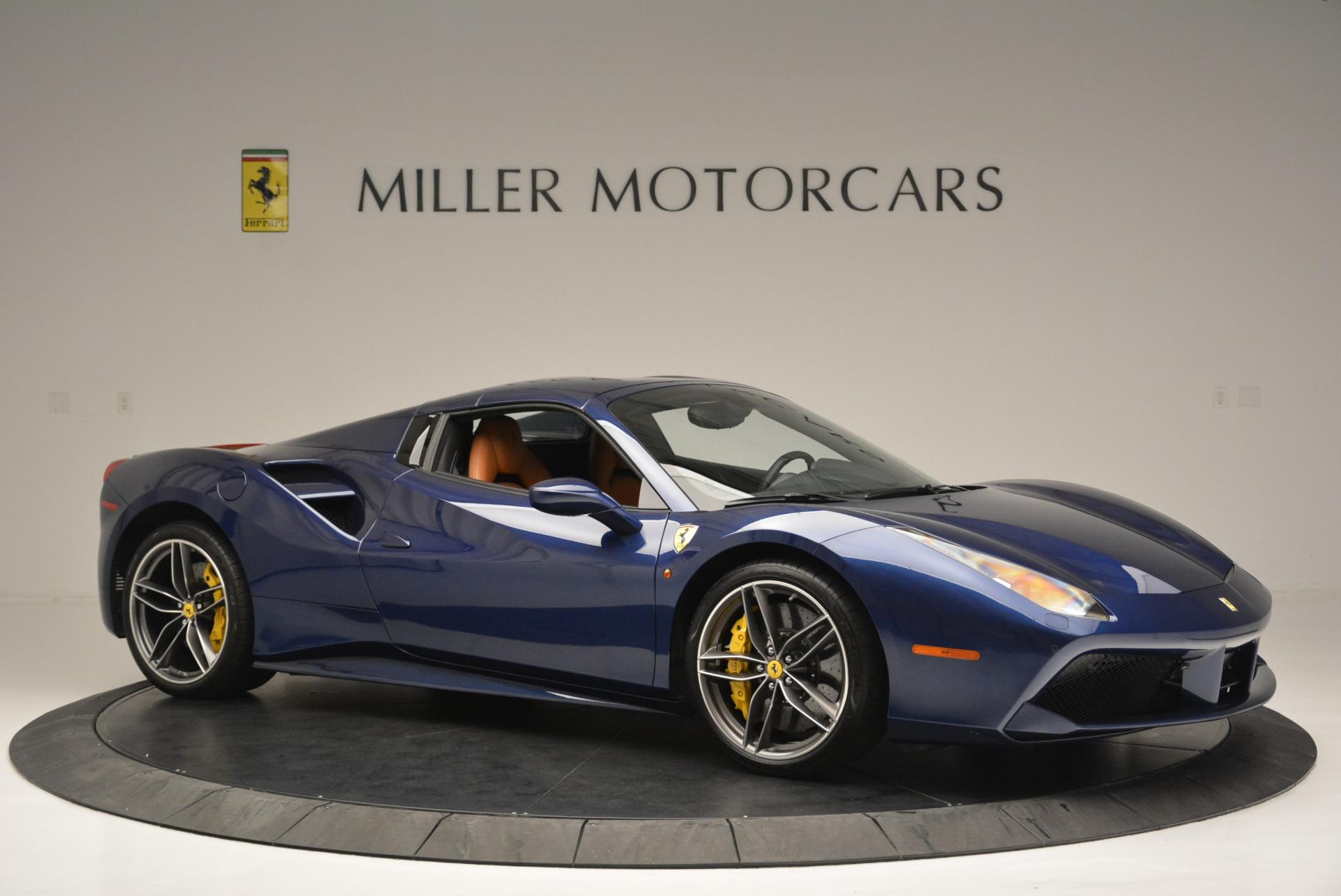 Used 2016 Ferrari 488 Spider  For Sale In Greenwich, CT 2411_p22