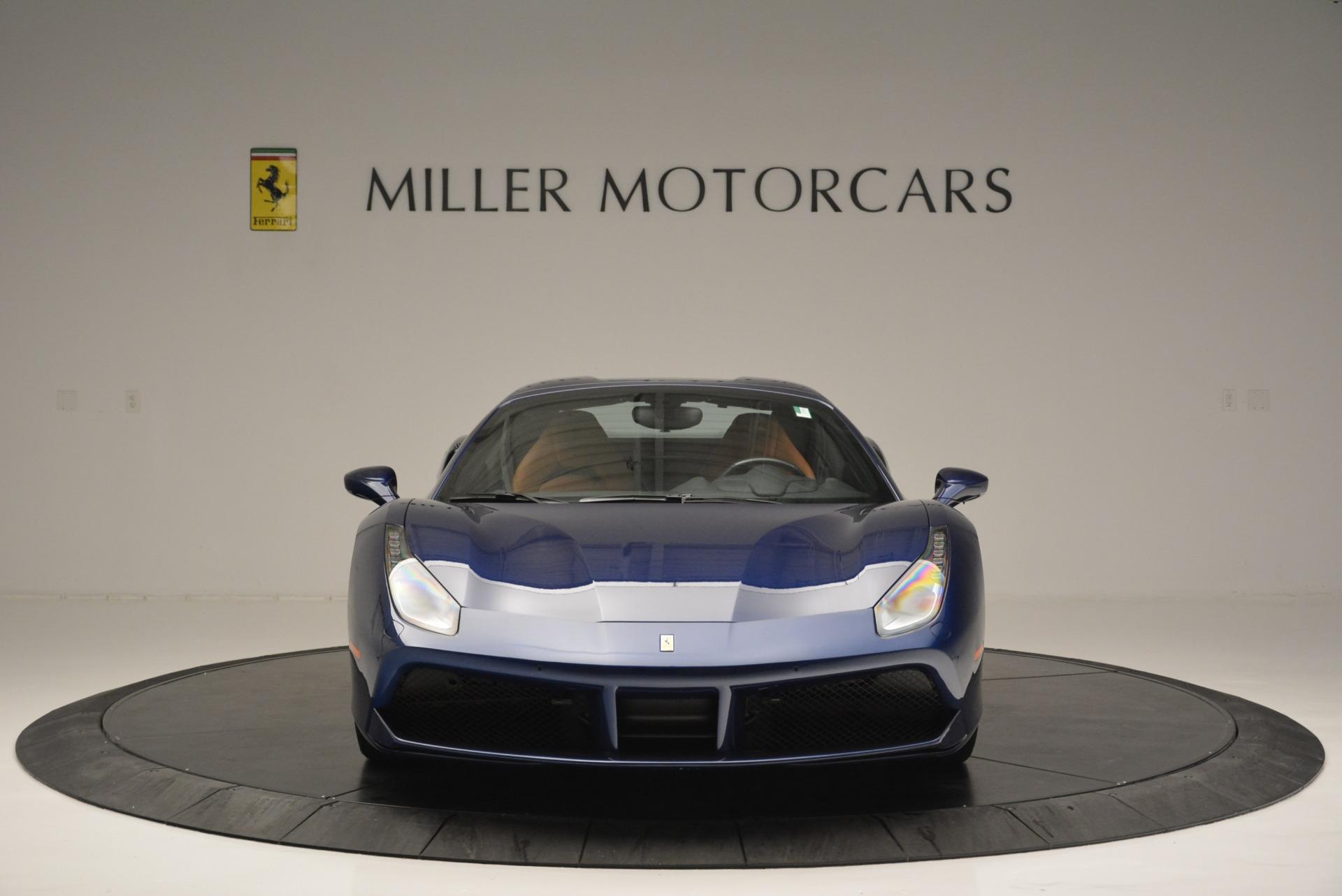 Used 2016 Ferrari 488 Spider  For Sale In Greenwich, CT 2411_p24