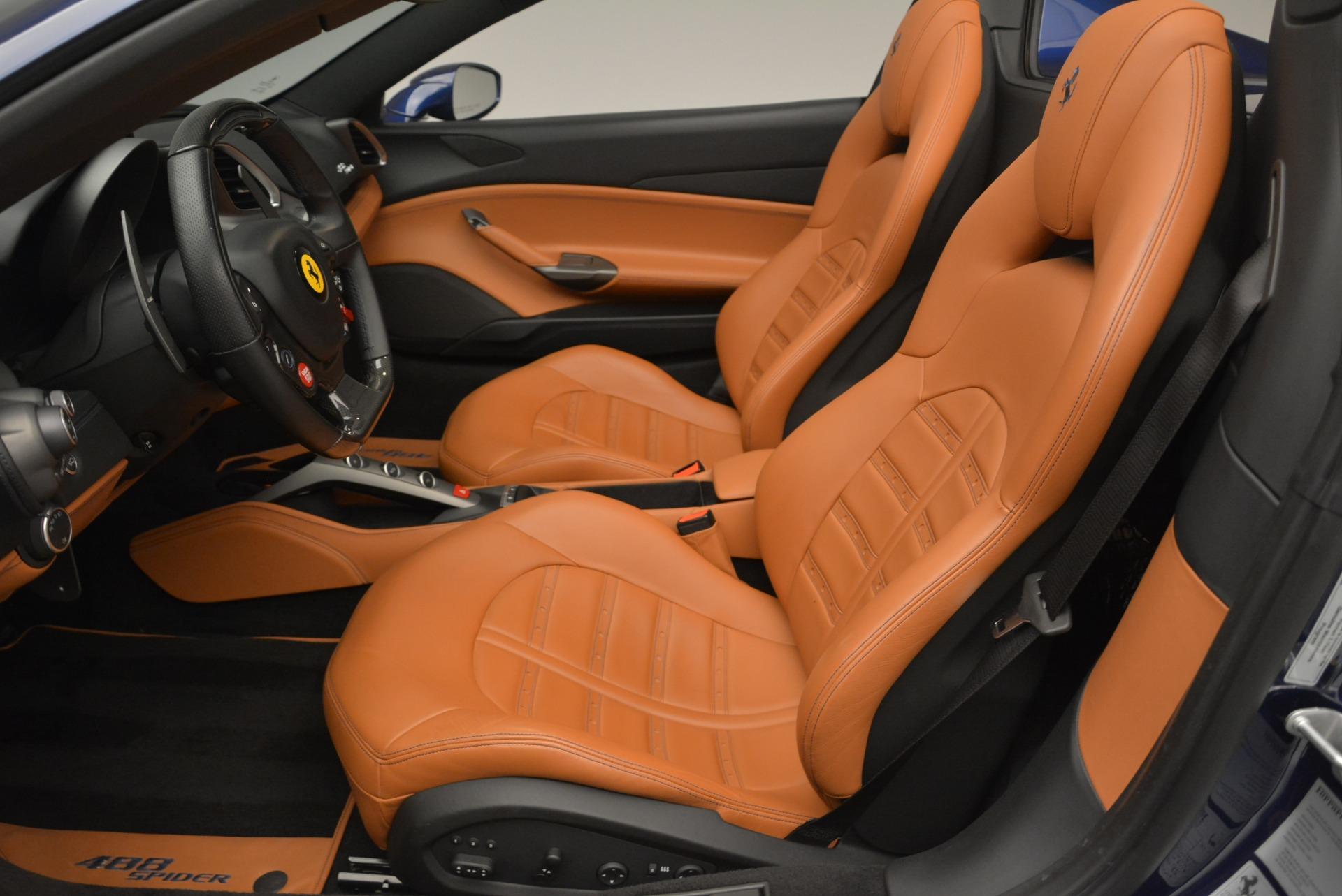 Used 2016 Ferrari 488 Spider  For Sale In Greenwich, CT 2411_p26