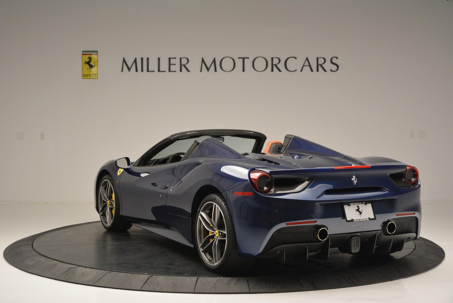 Used 2016 Ferrari 488 Spider  For Sale In Greenwich, CT 2411_p5
