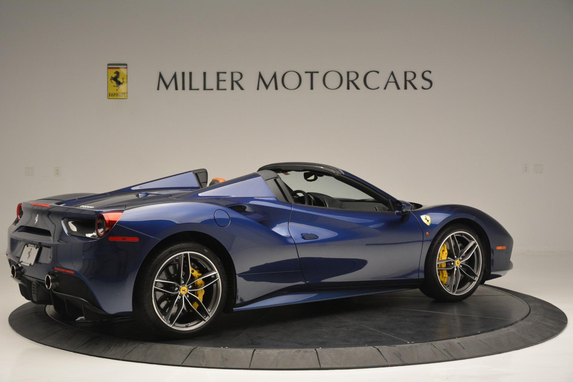 Used 2016 Ferrari 488 Spider  For Sale In Greenwich, CT 2411_p8