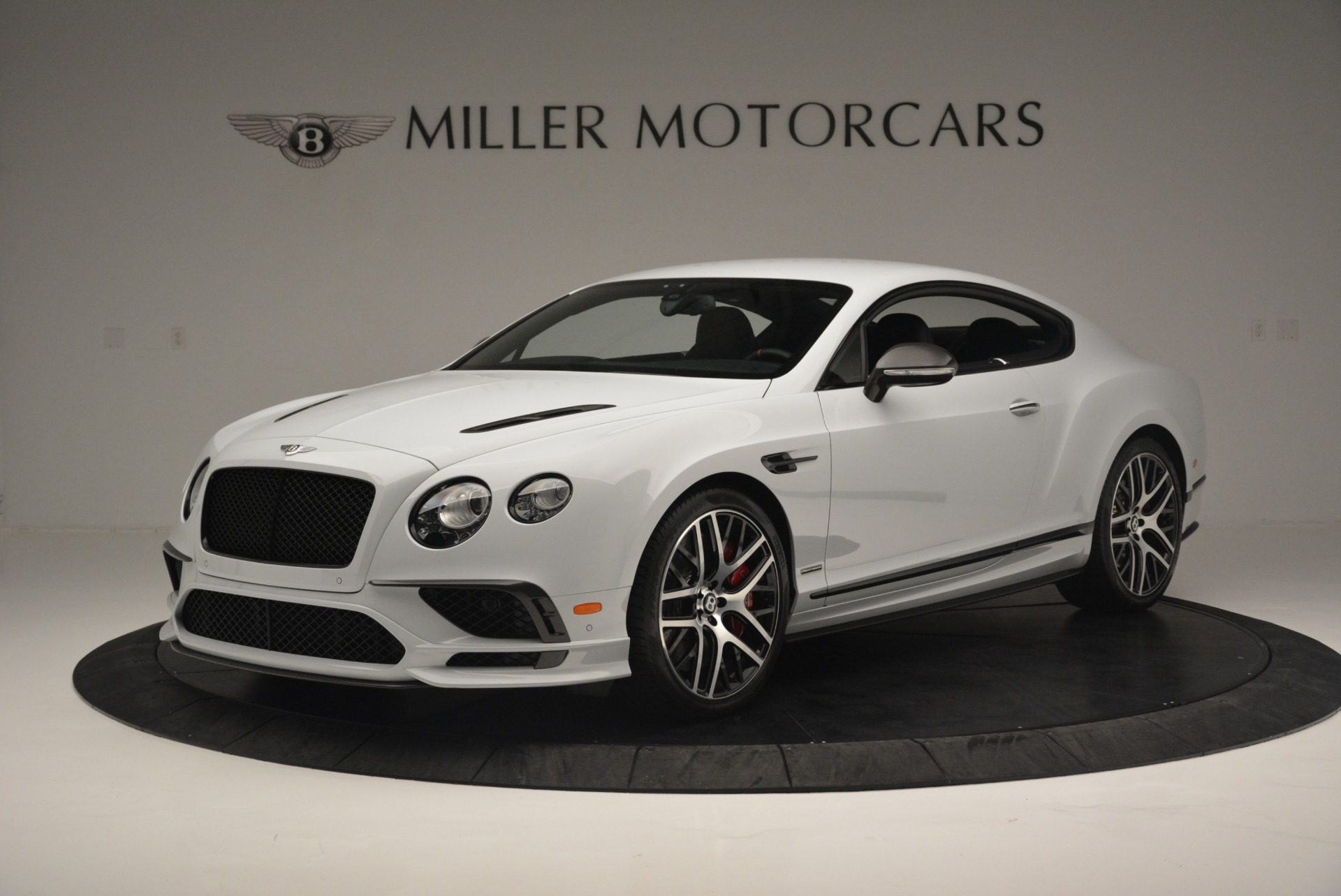 Used 2017 Bentley Continental GT Supersports For Sale In Greenwich, CT 2414_p2
