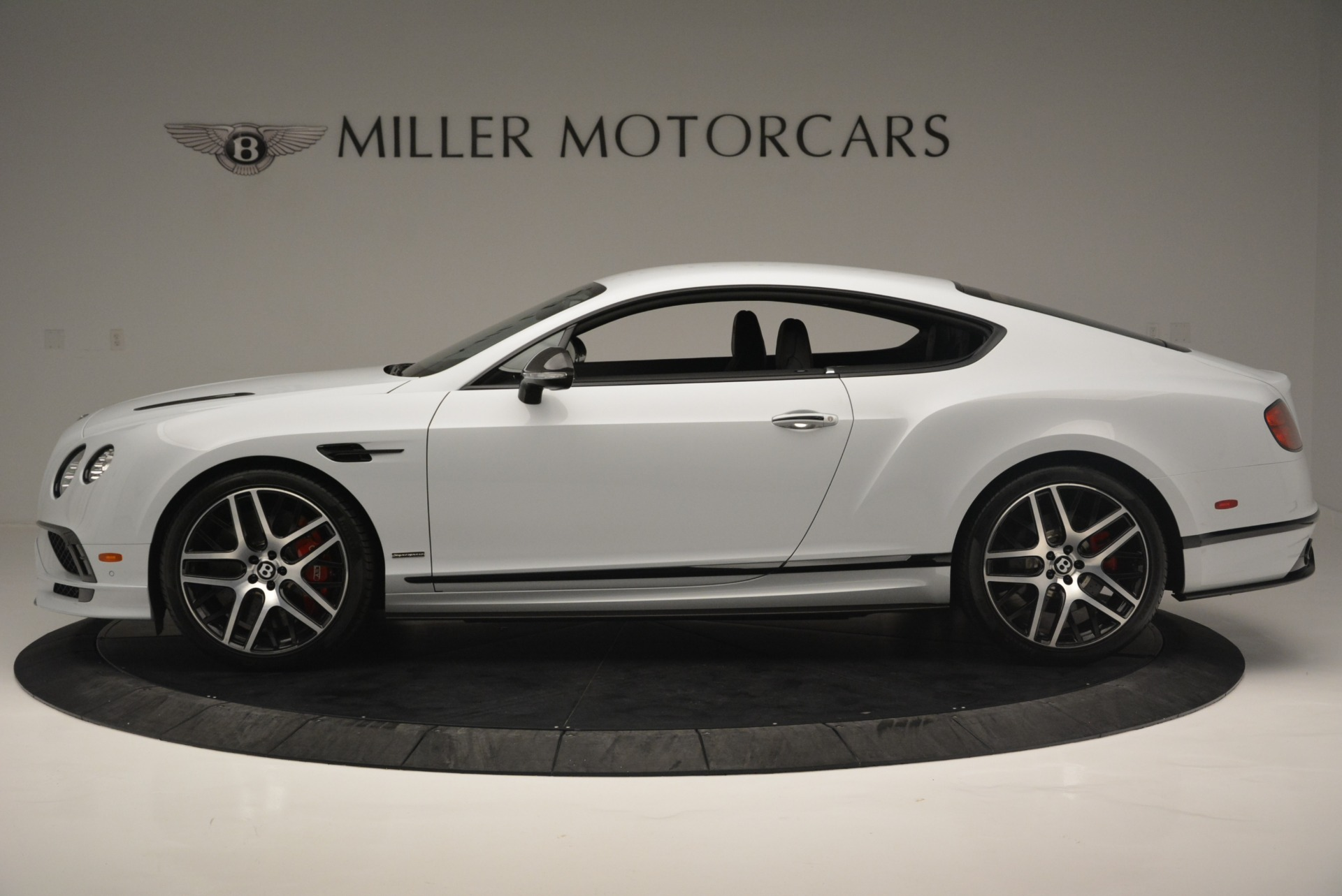 Used 2017 Bentley Continental GT Supersports For Sale In Greenwich, CT 2414_p3