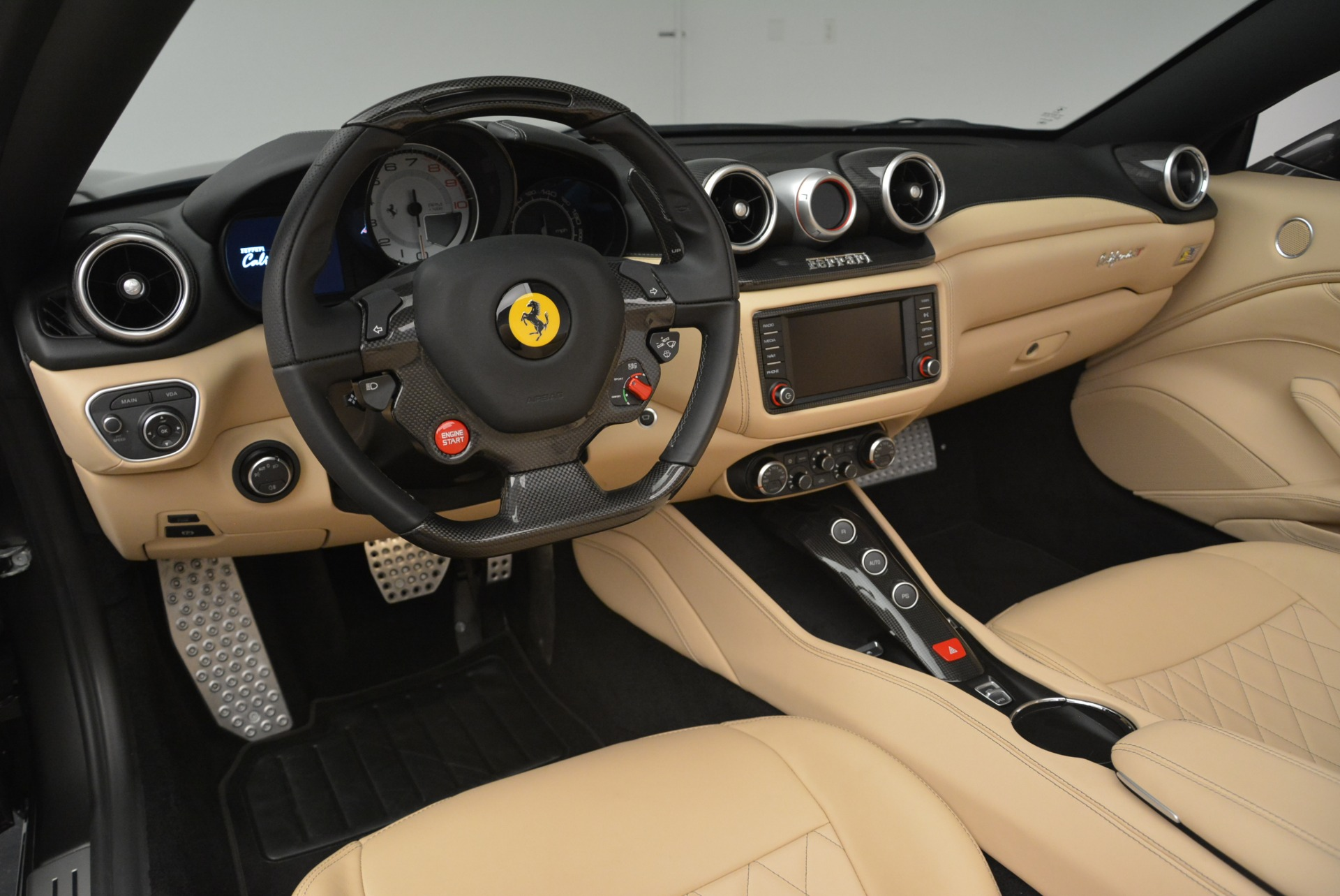 Used 2015 Ferrari California T  For Sale In Greenwich, CT 2415_p25