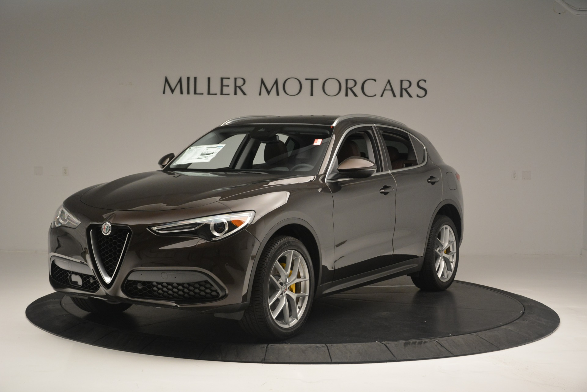 New 2018 Alfa Romeo Stelvio Ti Q4 For Sale In Greenwich, CT 2417_main