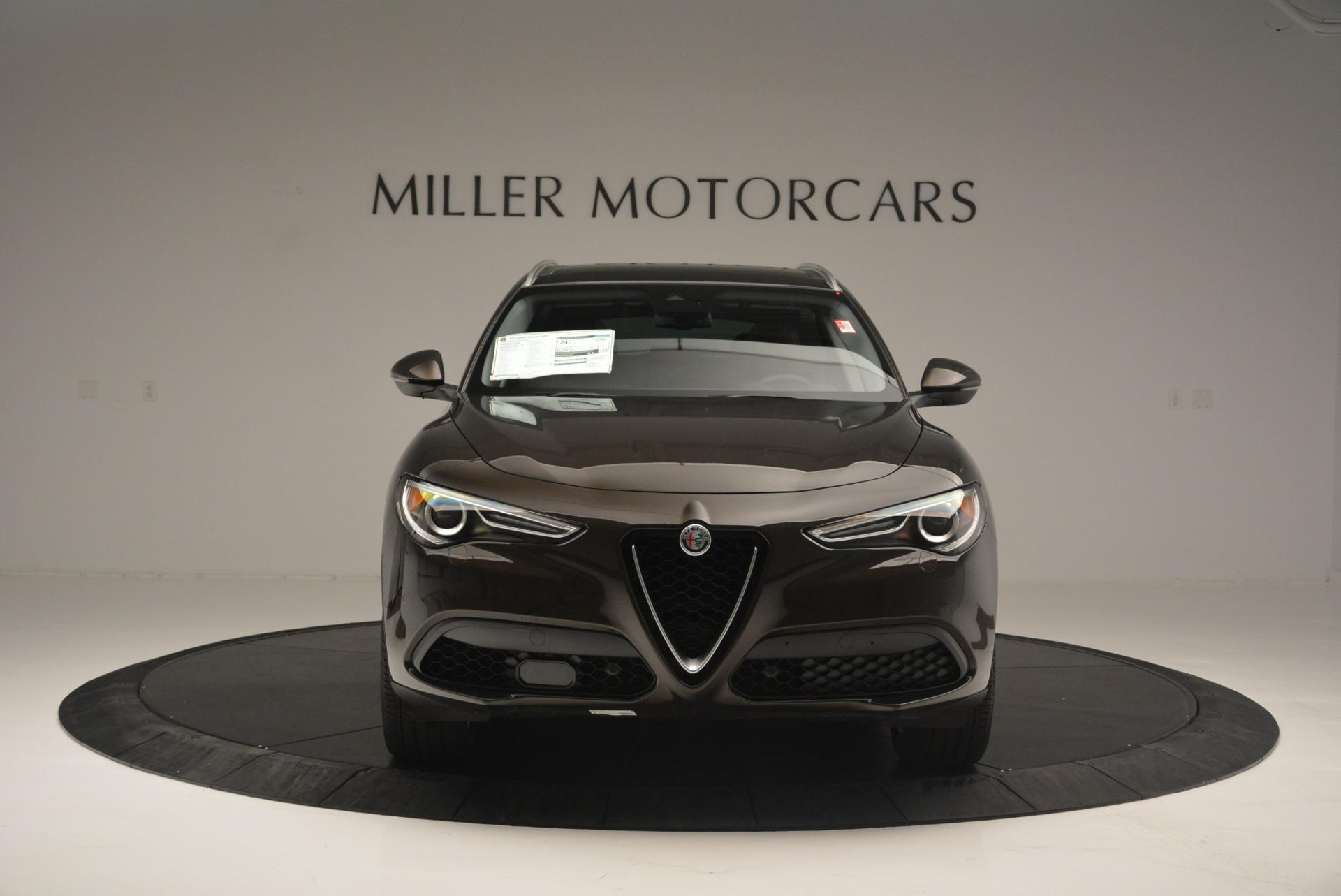 New 2018 Alfa Romeo Stelvio Ti Q4 For Sale In Greenwich, CT 2417_p12