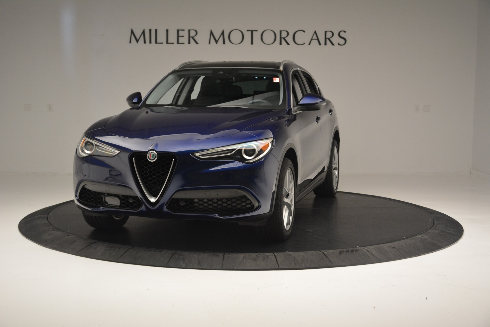 New 2018 Alfa Romeo Stelvio Ti Q4 For Sale In Greenwich, CT 2418_main