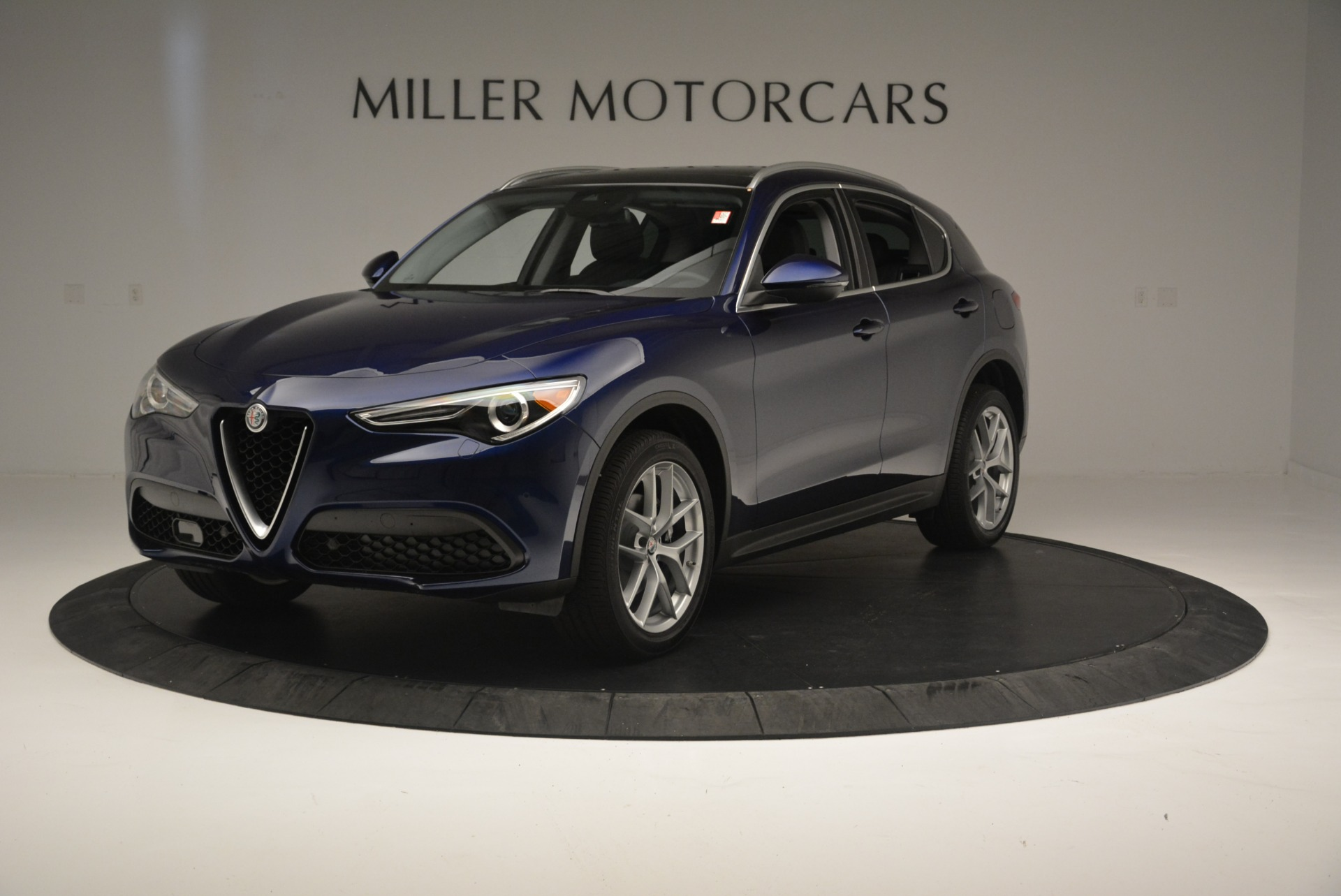 New 2018 Alfa Romeo Stelvio Ti Q4 For Sale In Greenwich, CT 2418_p2