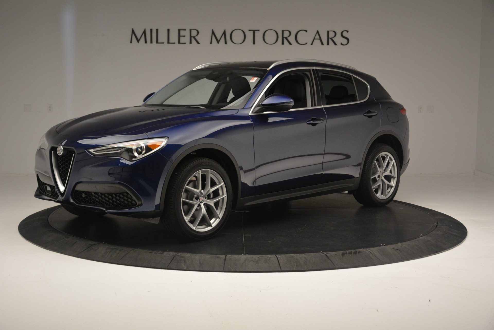 New 2018 Alfa Romeo Stelvio Ti Q4 For Sale In Greenwich, CT 2418_p3