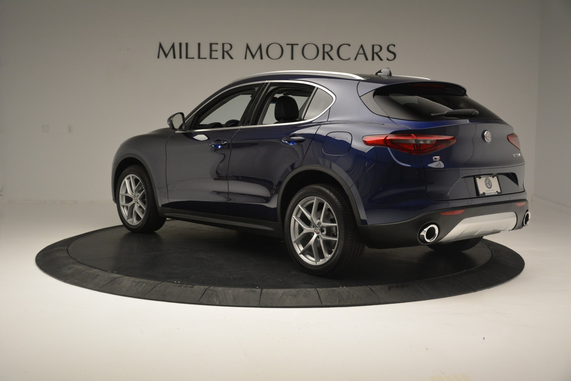 New 2018 Alfa Romeo Stelvio Ti Q4 For Sale In Greenwich, CT 2418_p7