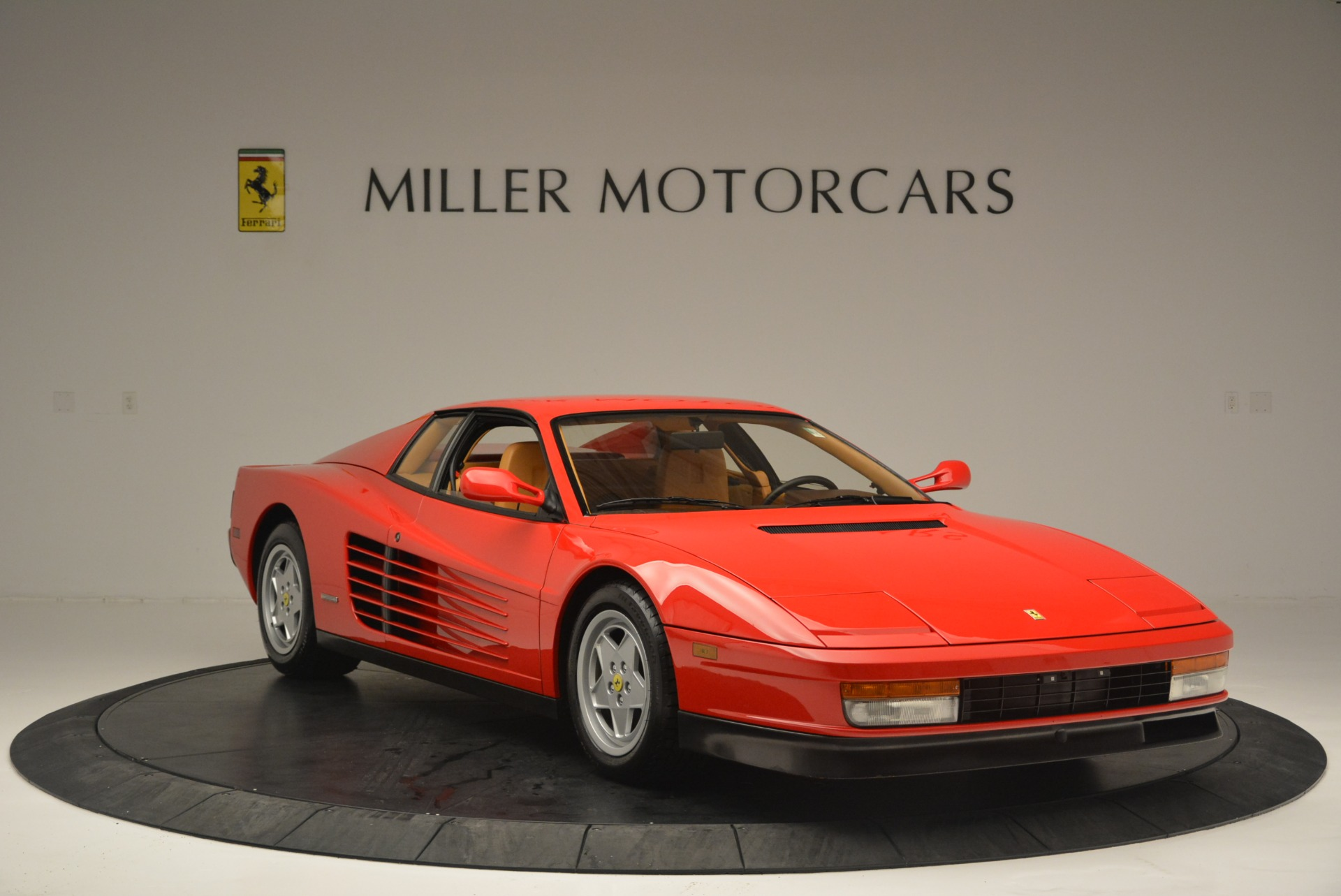 Used 1990 Ferrari Testarossa  For Sale In Greenwich, CT 2419_p11