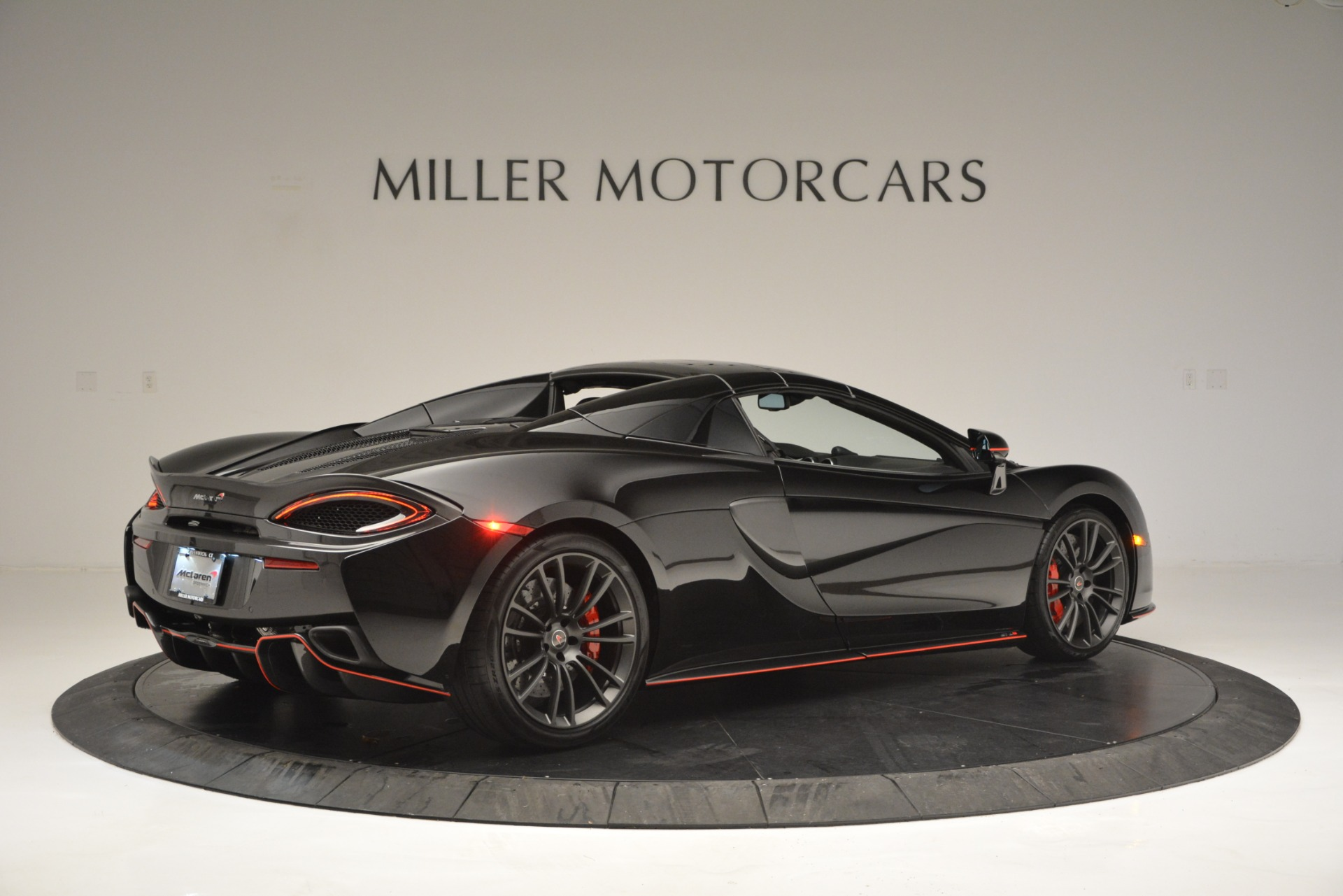 Used 2018 McLaren 570S Spider For Sale In Greenwich, CT 2420_p19