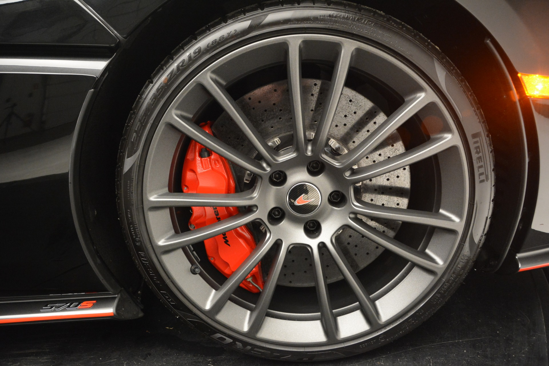 Used 2018 McLaren 570S Spider For Sale In Greenwich, CT 2420_p29