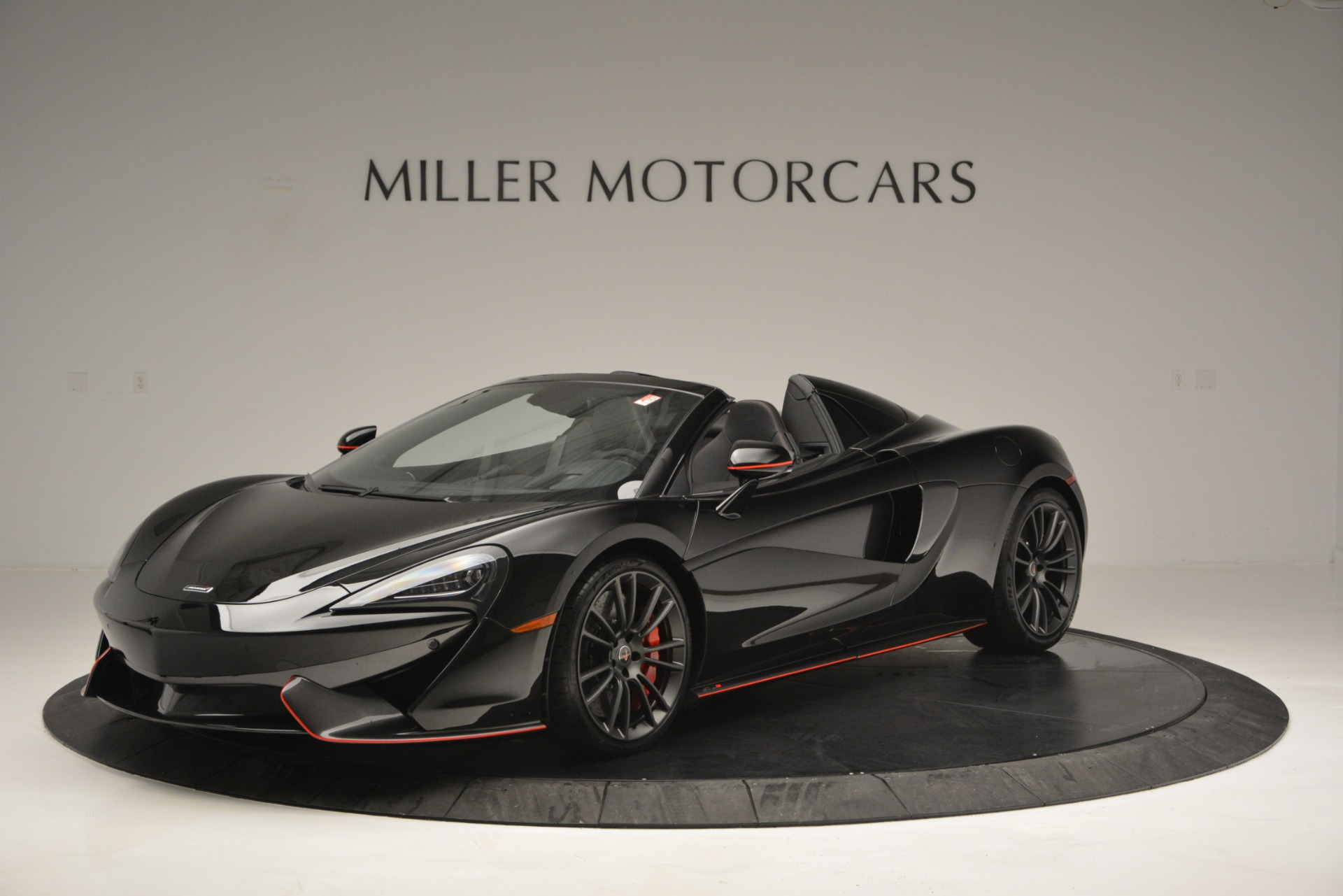 Used 2018 McLaren 570S Spider For Sale In Greenwich, CT 2420_p2
