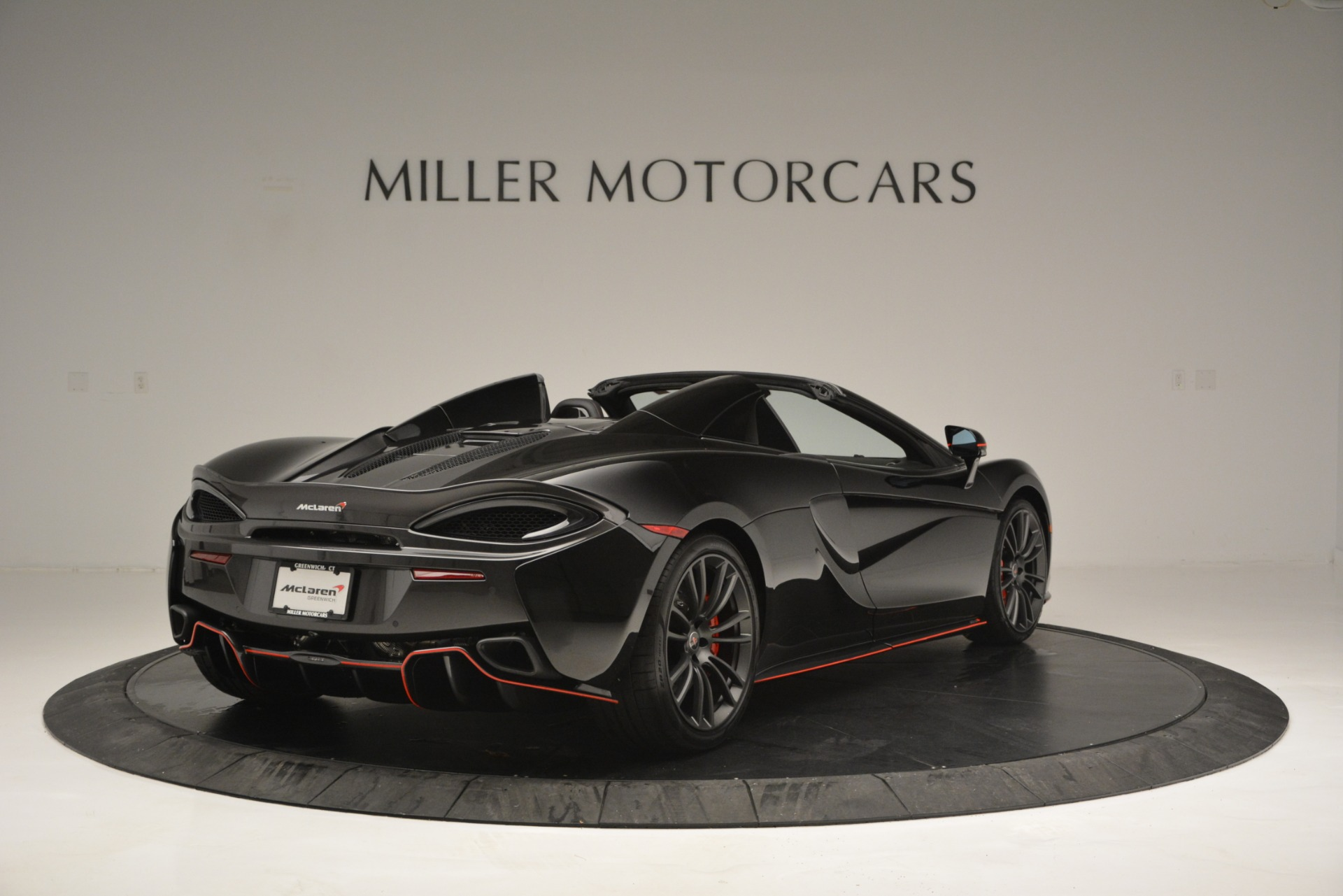 Used 2018 McLaren 570S Spider For Sale In Greenwich, CT 2420_p7