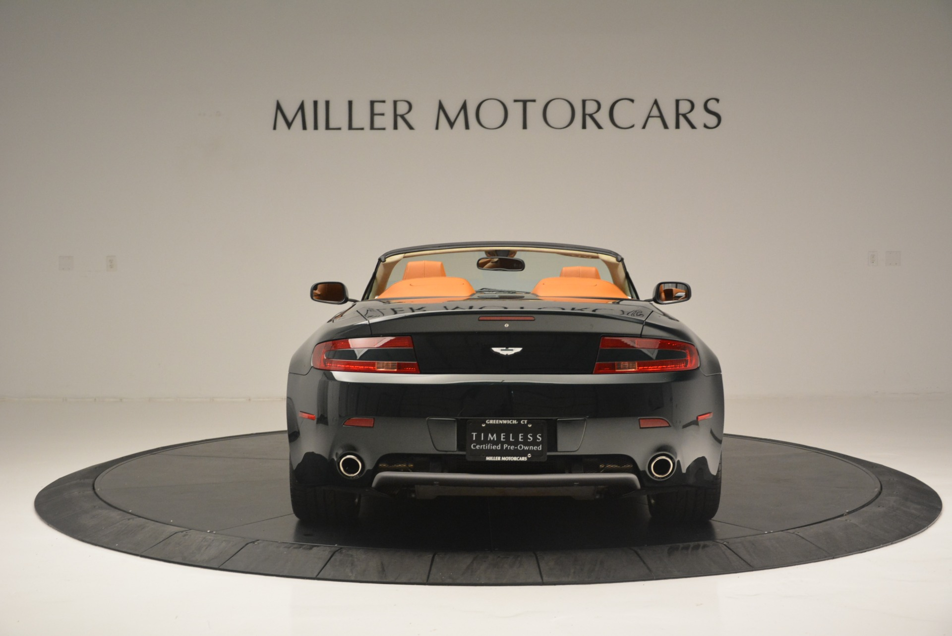 Used 2008 Aston Martin V8 Vantage Roadster For Sale In Greenwich, CT 2422_p6