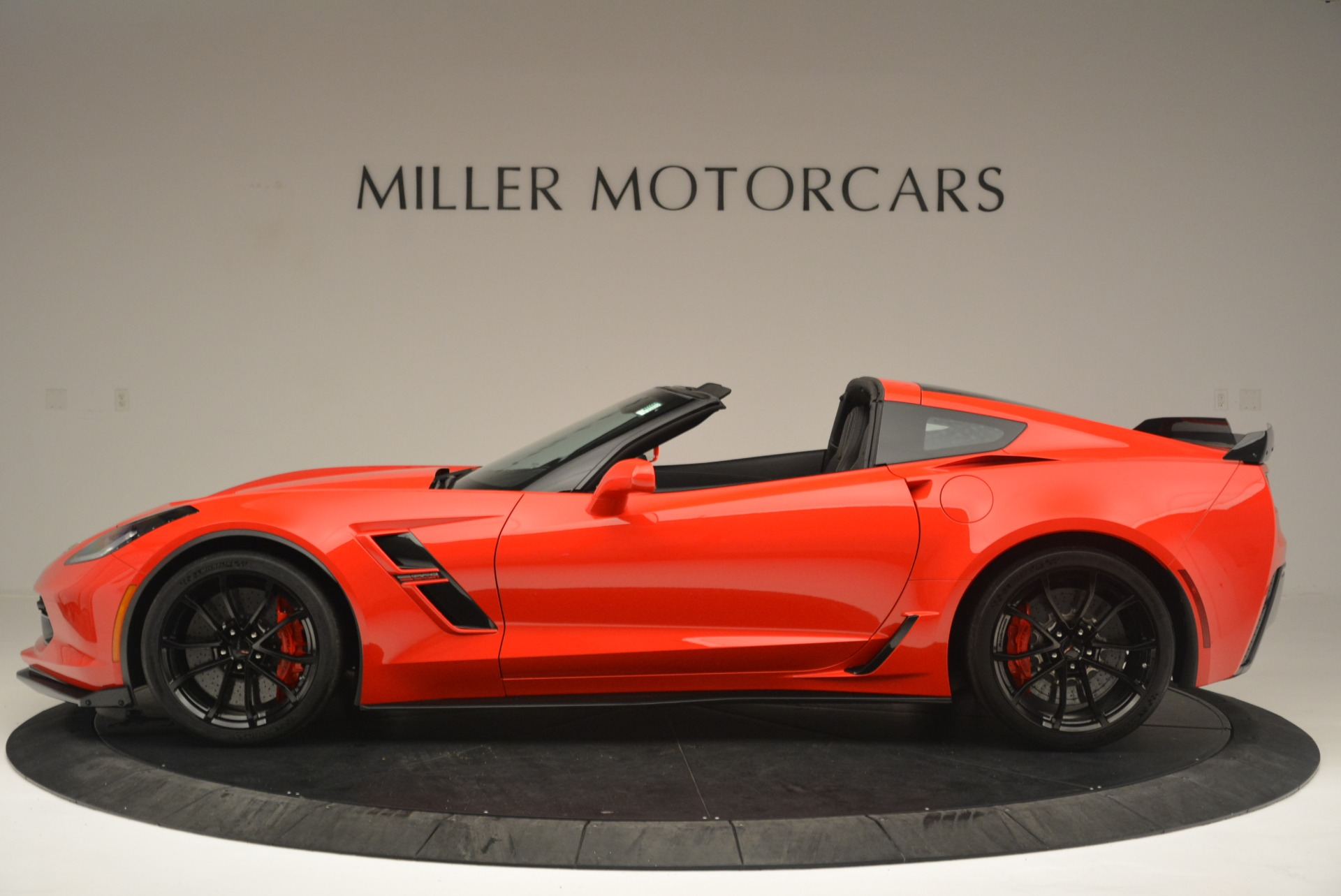 Used 2017 Chevrolet Corvette Grand Sport For Sale In Greenwich, CT 2423_p15
