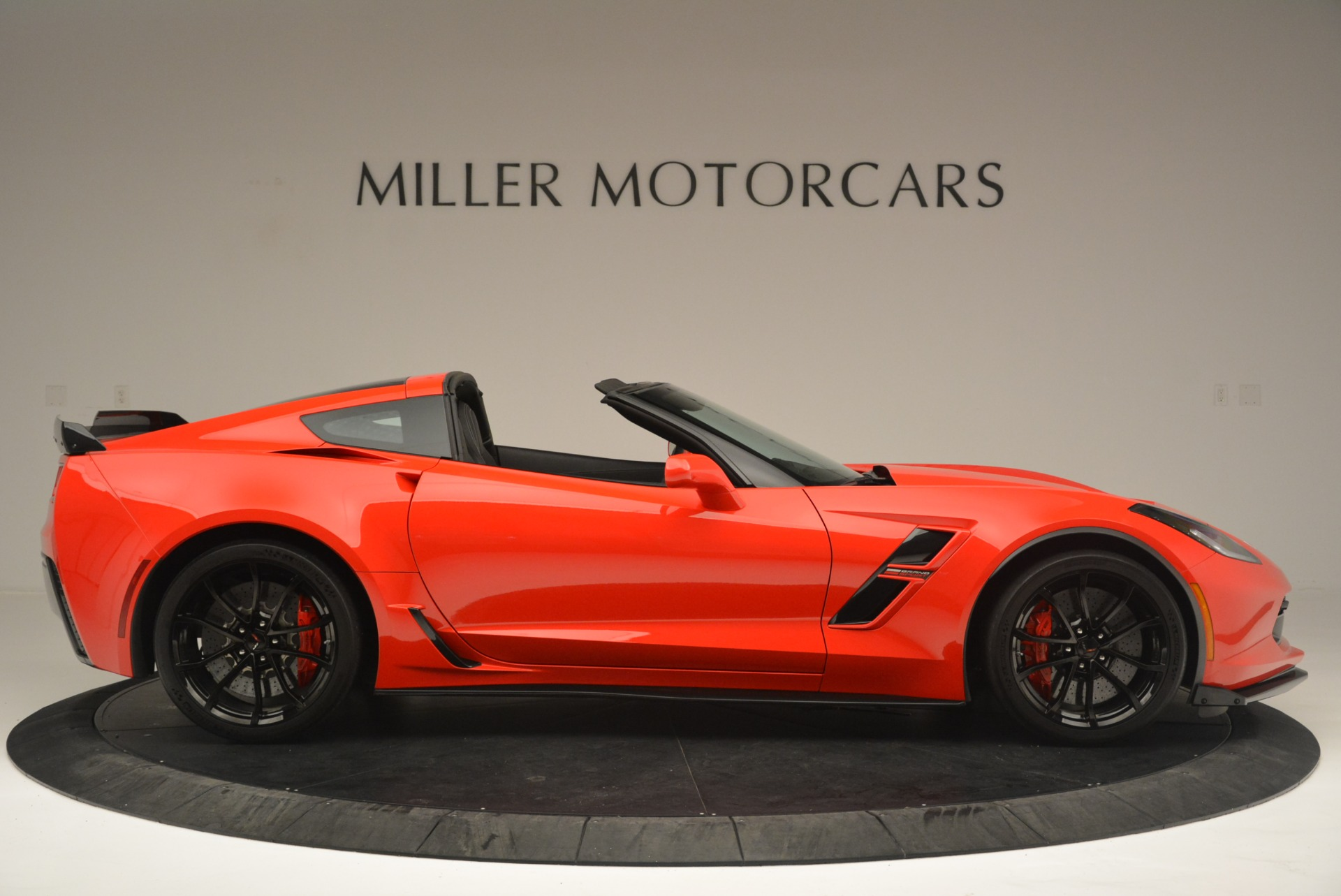 Used 2017 Chevrolet Corvette Grand Sport For Sale In Greenwich, CT 2423_p21