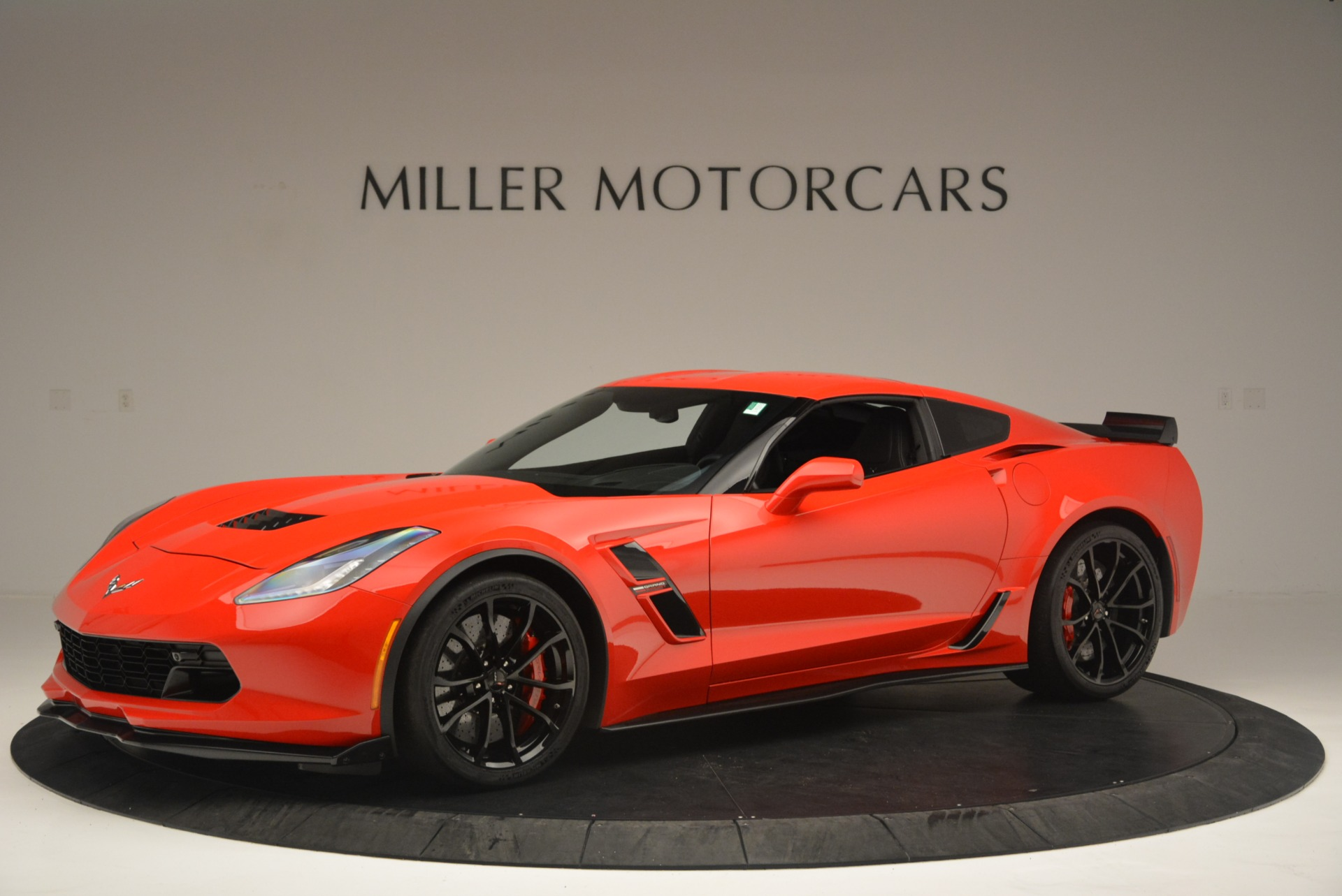 Used 2017 Chevrolet Corvette Grand Sport For Sale In Greenwich, CT 2423_p2