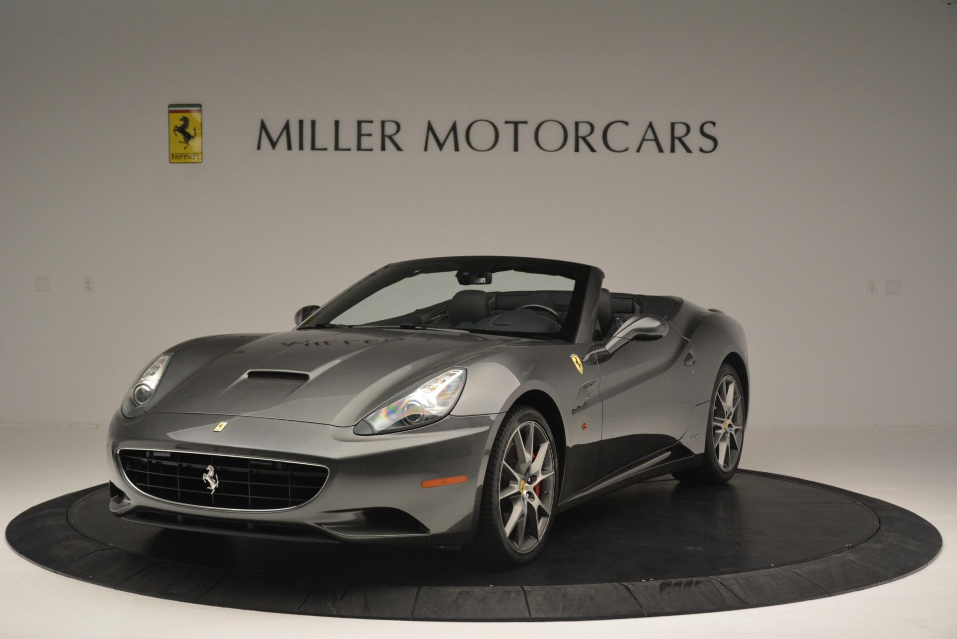 Used 2010 Ferrari California  For Sale In Greenwich, CT 2424_main