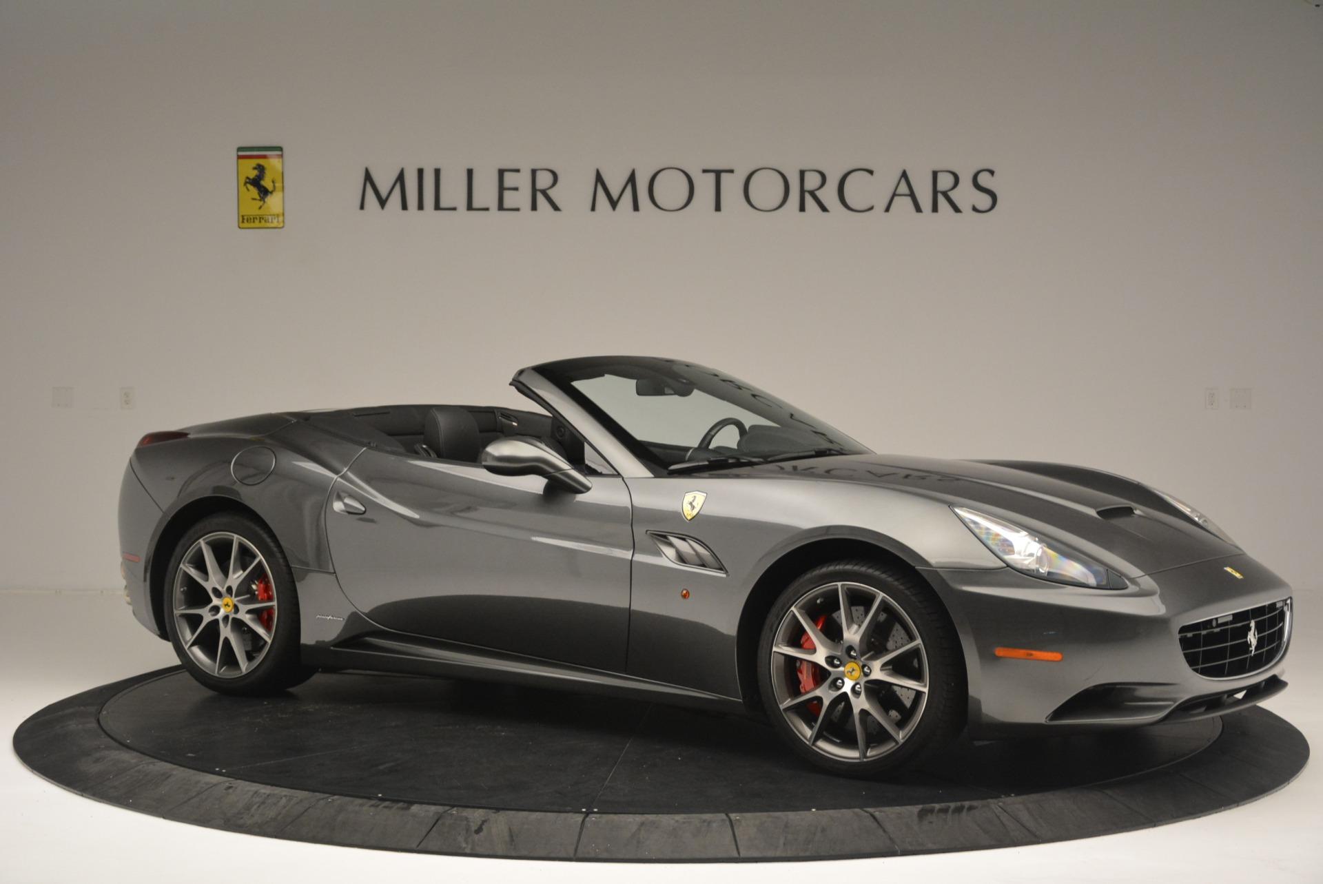 Used 2010 Ferrari California  For Sale In Greenwich, CT 2424_p10