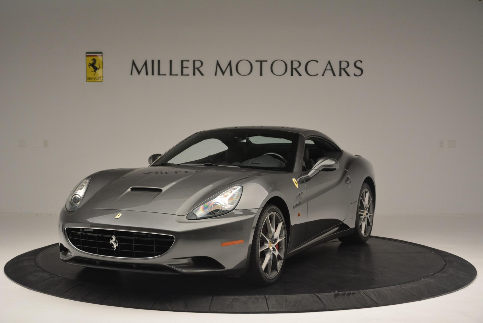 Used 2010 Ferrari California  For Sale In Greenwich, CT 2424_p13