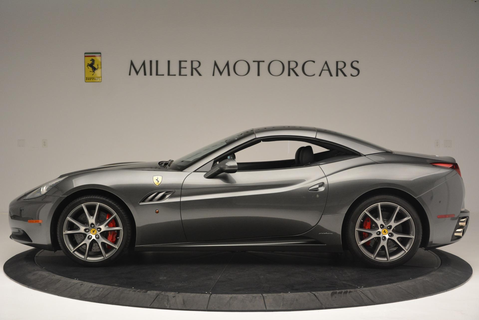 Used 2010 Ferrari California  For Sale In Greenwich, CT 2424_p15