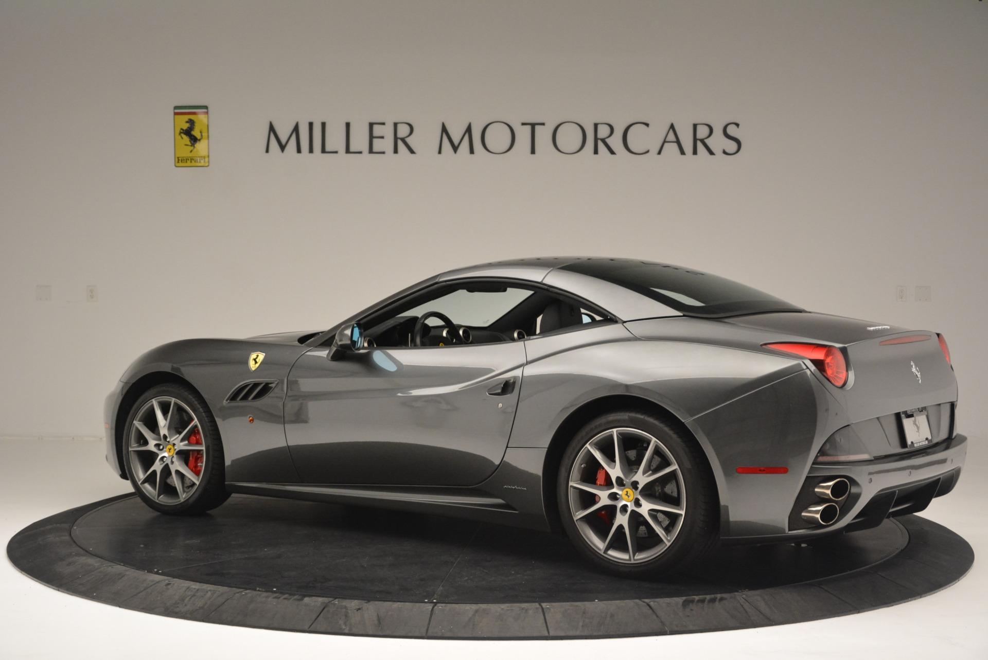 Used 2010 Ferrari California  For Sale In Greenwich, CT 2424_p16