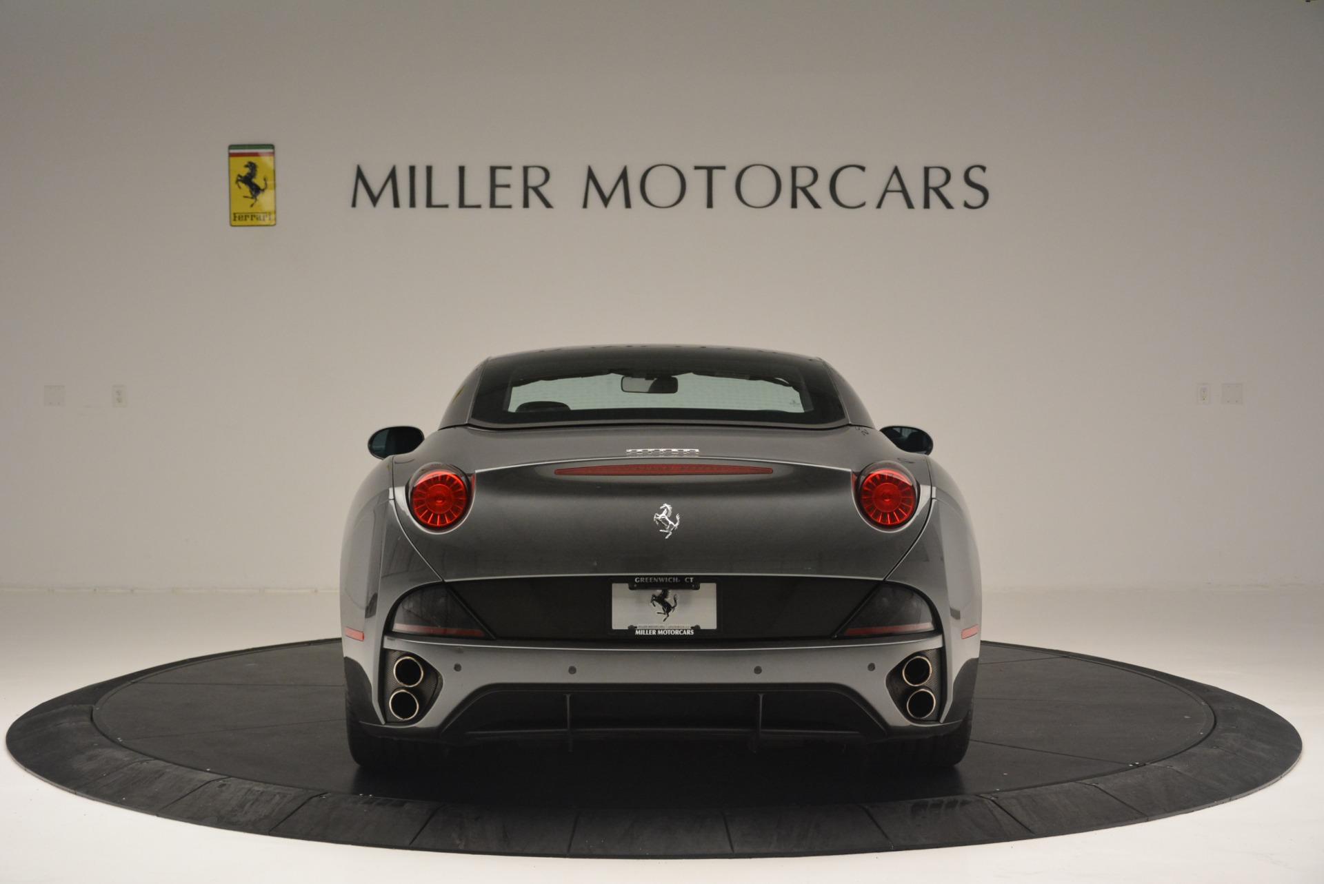 Used 2010 Ferrari California  For Sale In Greenwich, CT 2424_p18