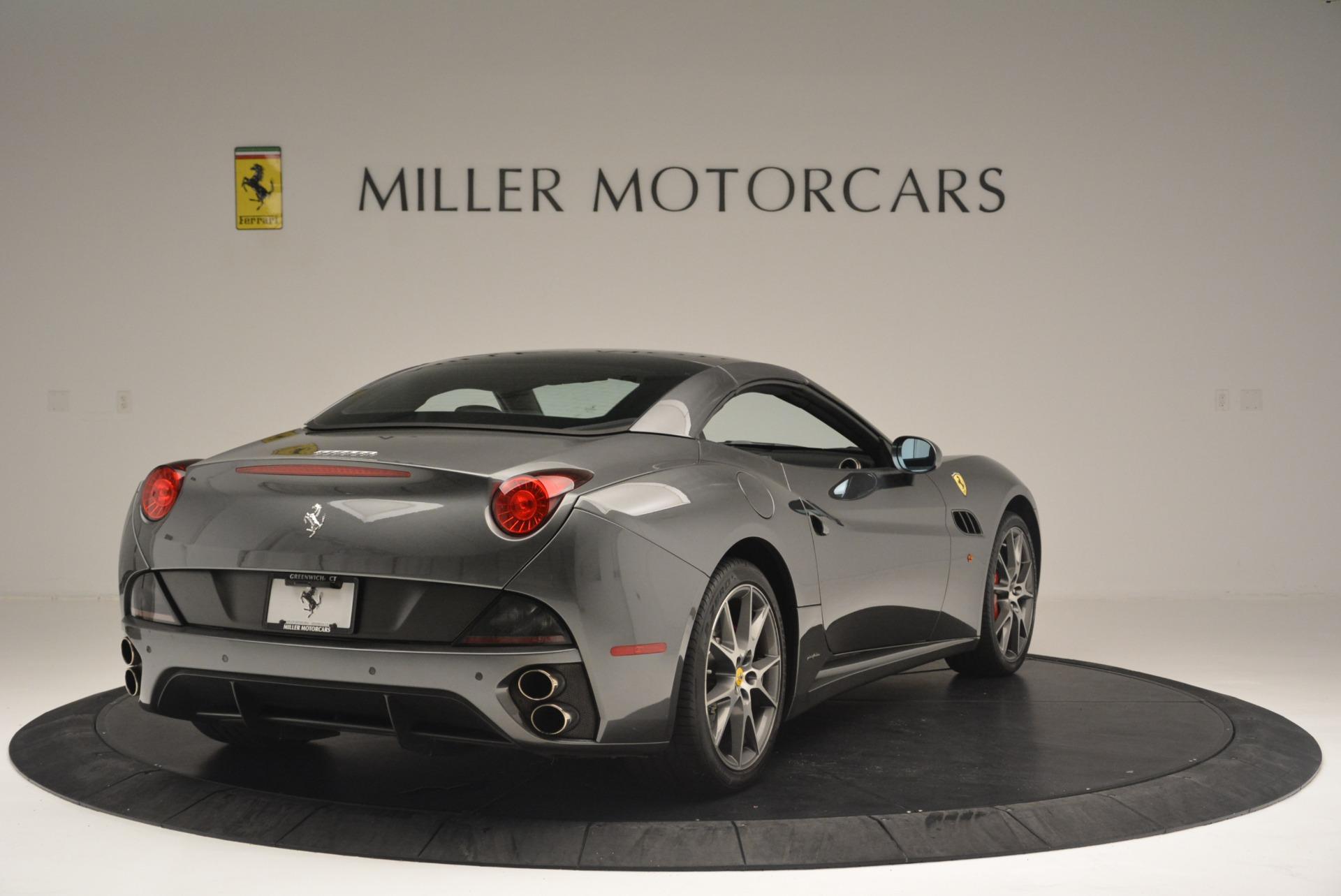 Used 2010 Ferrari California  For Sale In Greenwich, CT 2424_p19