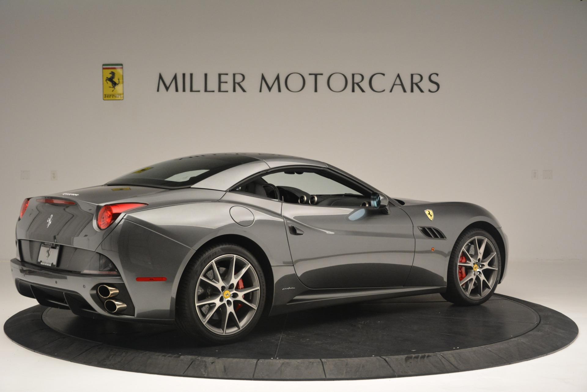 Used 2010 Ferrari California  For Sale In Greenwich, CT 2424_p20