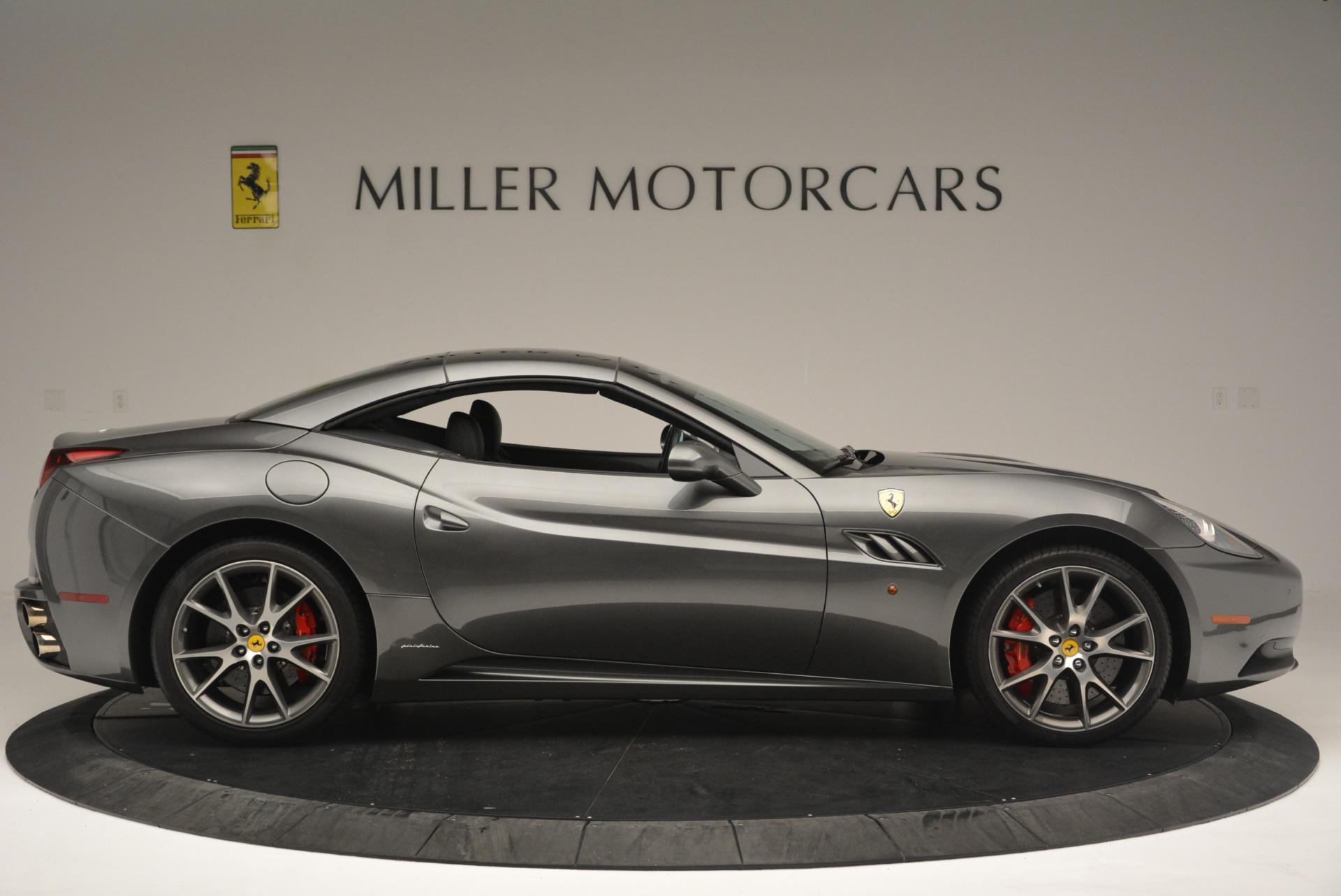 Used 2010 Ferrari California  For Sale In Greenwich, CT 2424_p21
